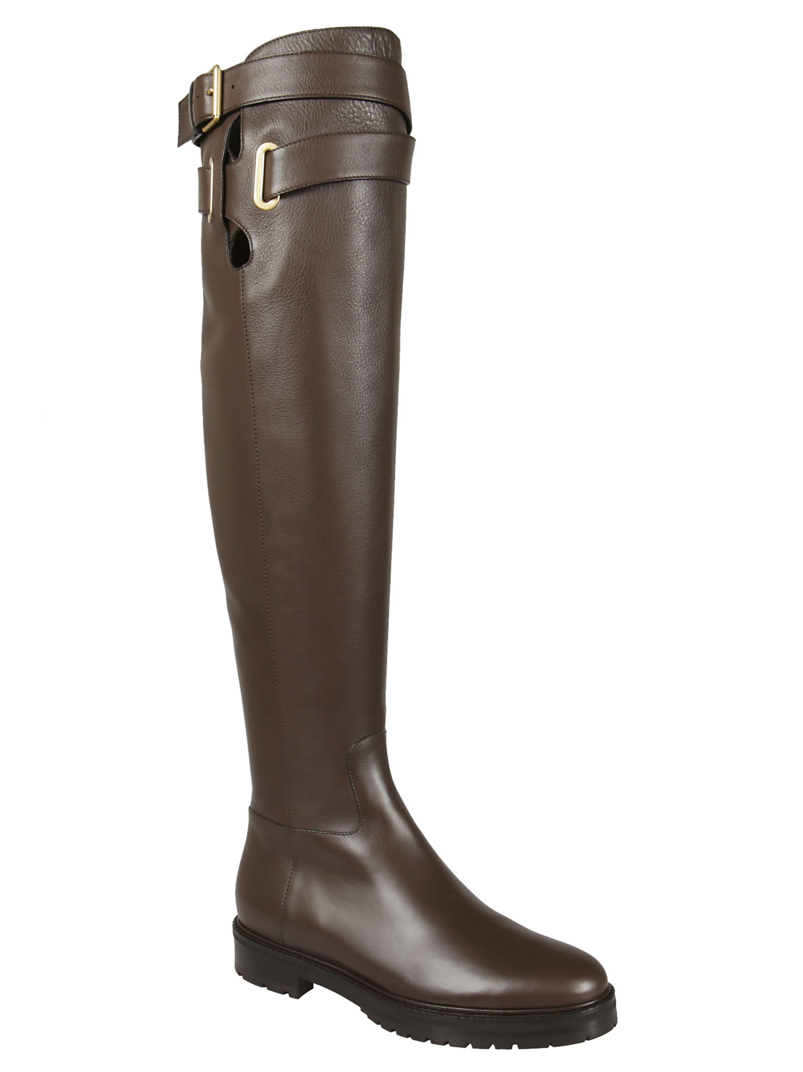 Valentino Garavani Valentino Garavani Laced Over-the-Knee Boots