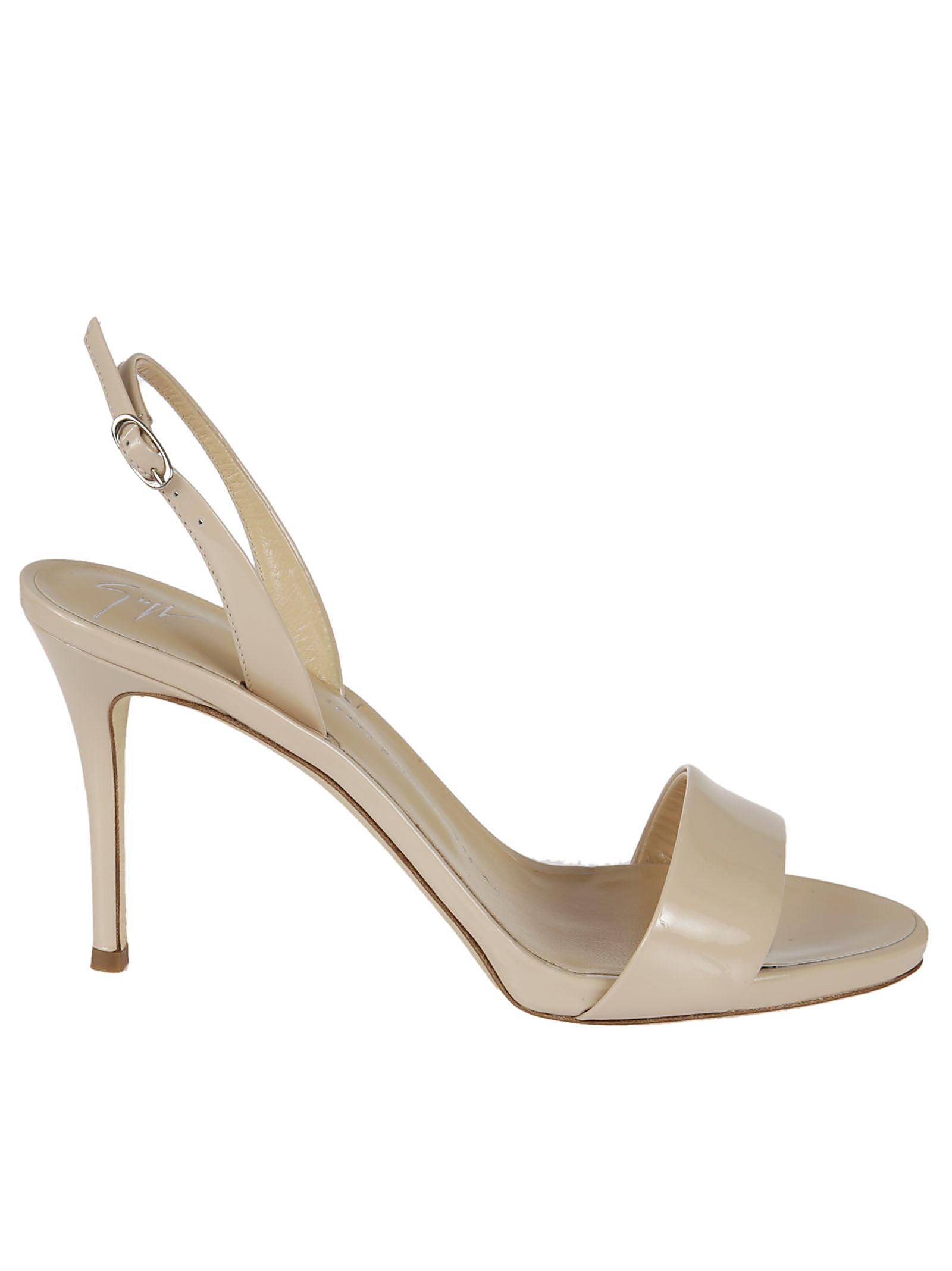 Giuseppe Zanotti Giuseppe Zanotti Leather Sandals