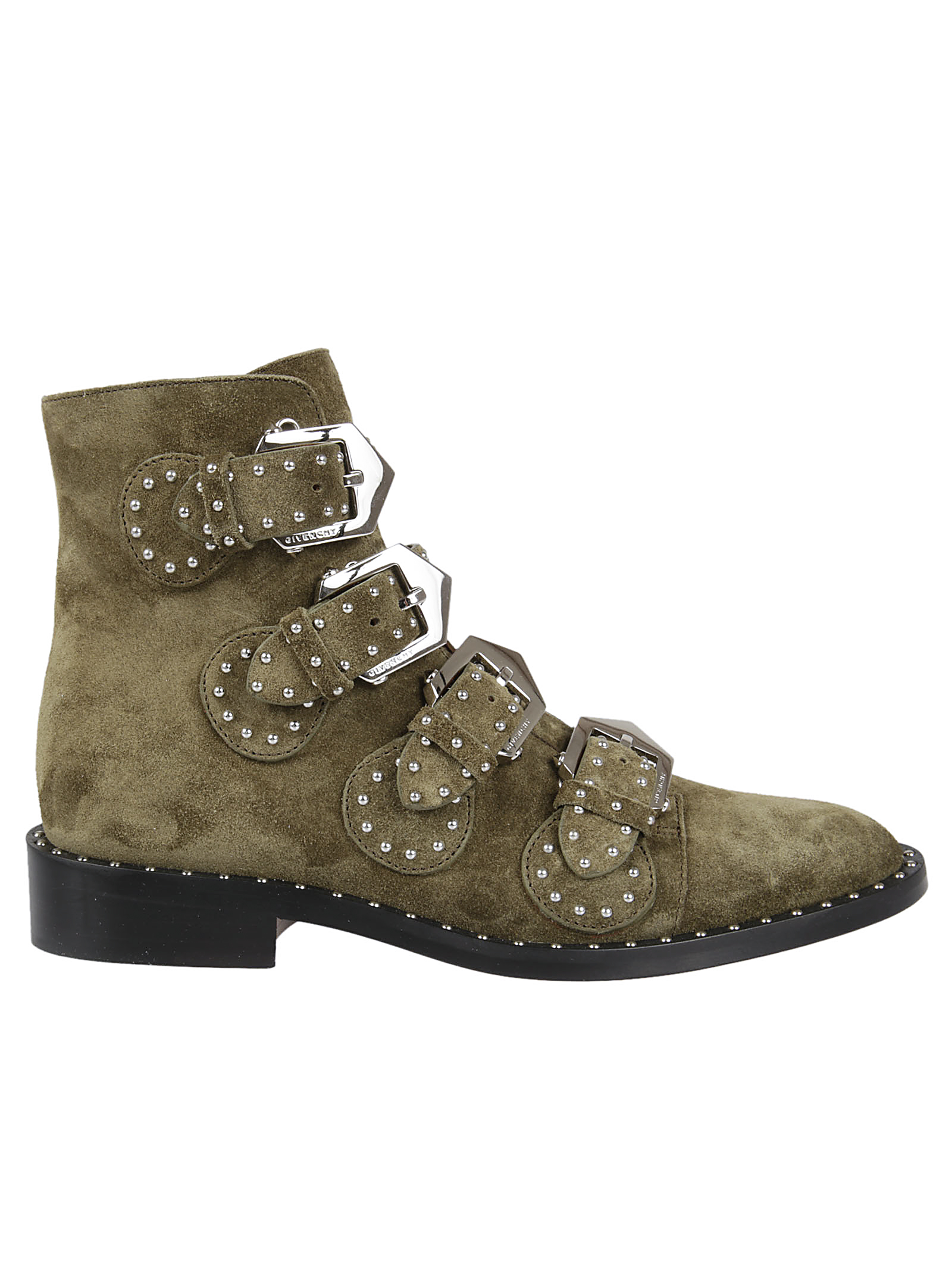 Givenchy Givenchy Studded Ankle Boots
