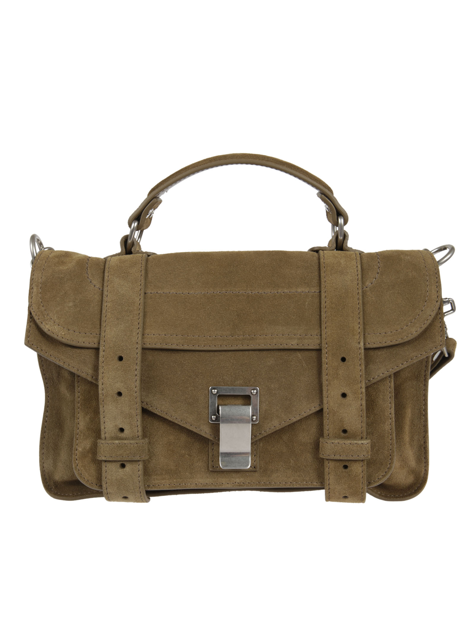 Proenza Schouler PS1 TINY SUEDE