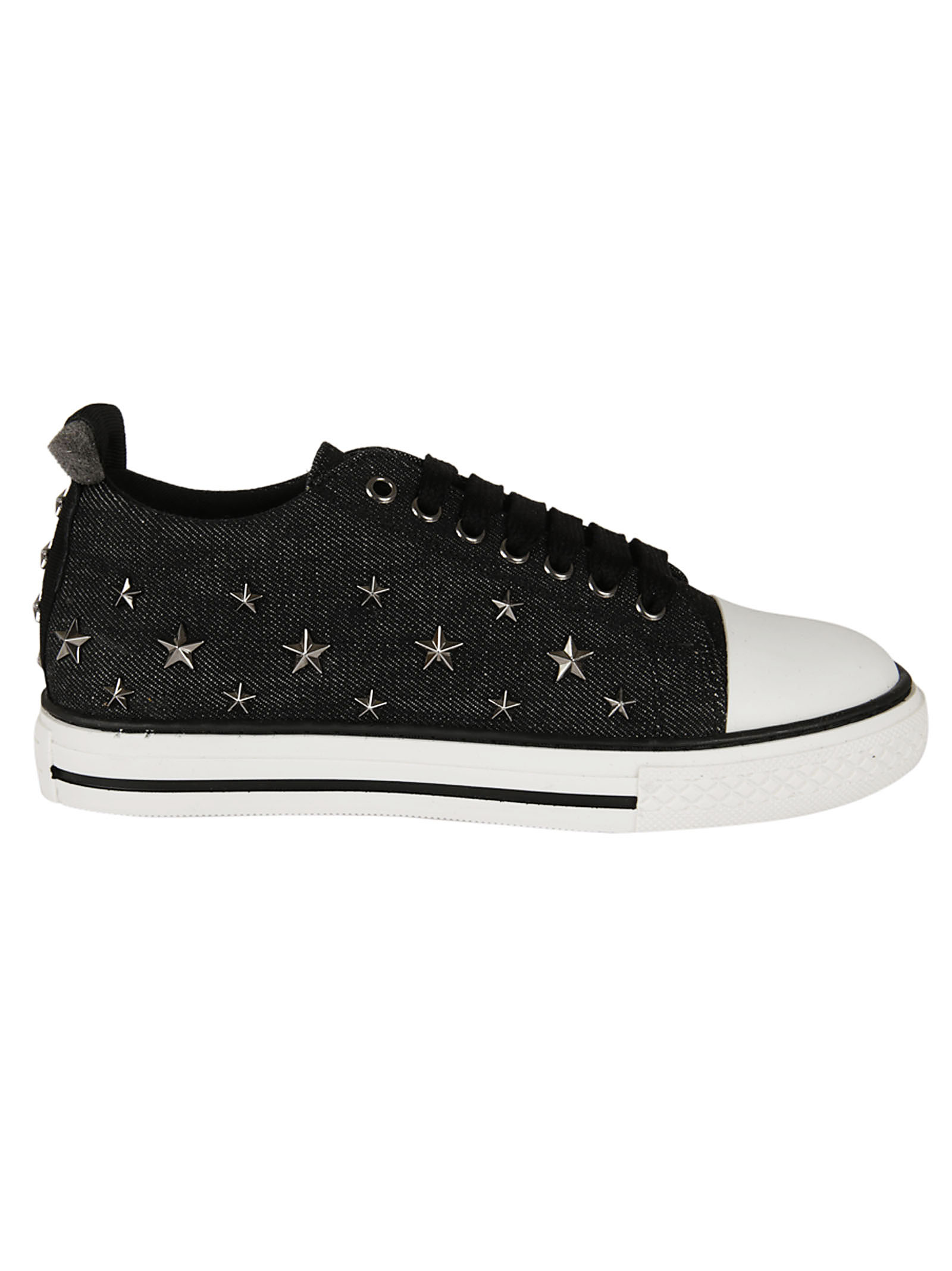 Valentino RED Red Valentino Stars Studded Sneakers
