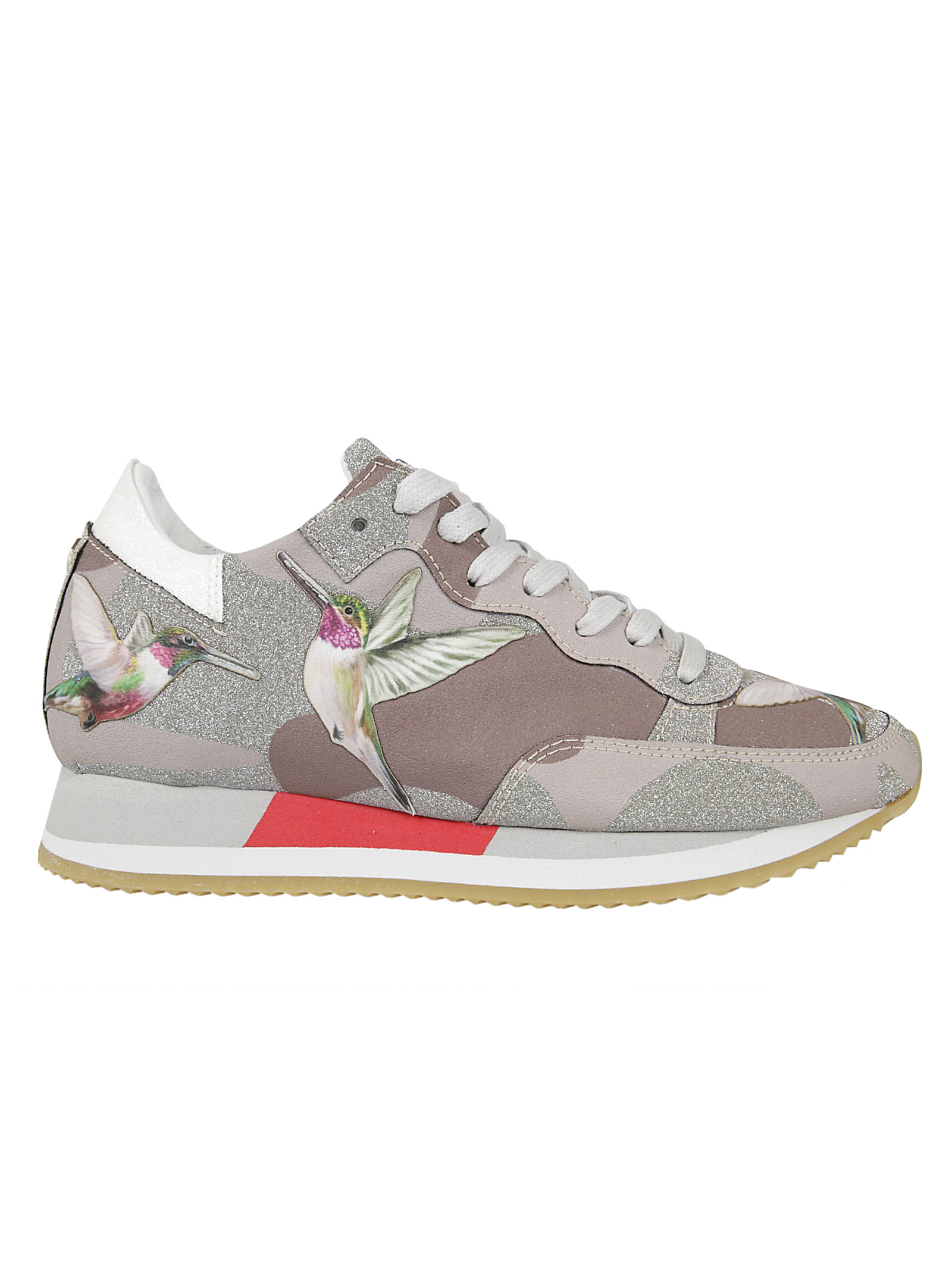 Philippe Model Philippe Model Bird Print Sneakers