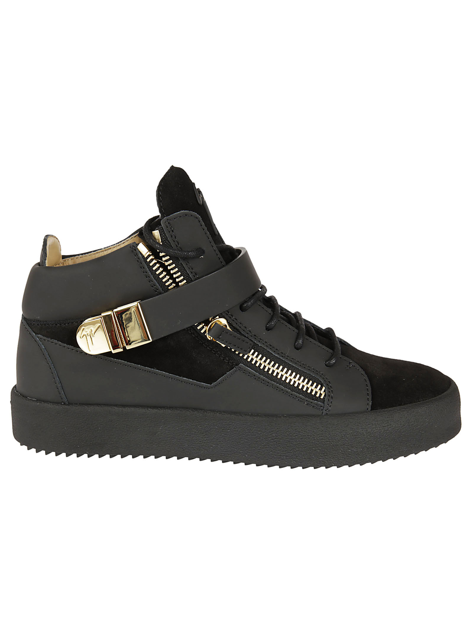 Giuseppe Zanotti Giuseppe Zanotti Carter Mid-Top Sneakers