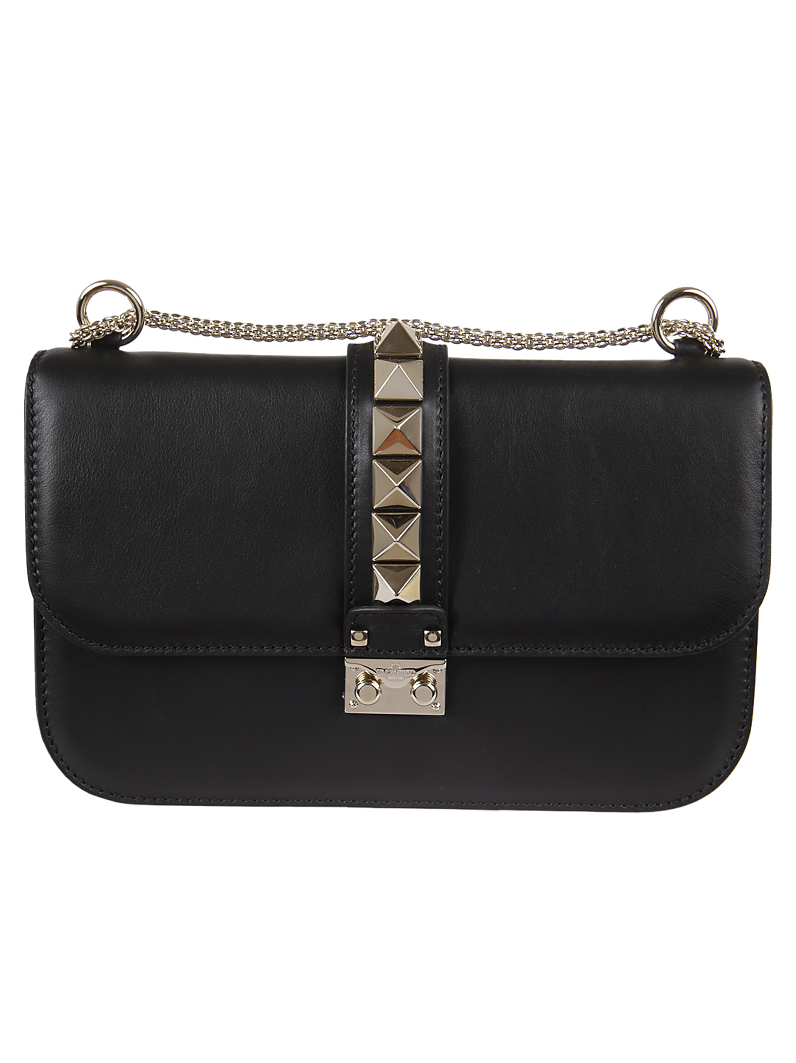Valentino Garavani Valentino Glam Lock Shoulder Bag