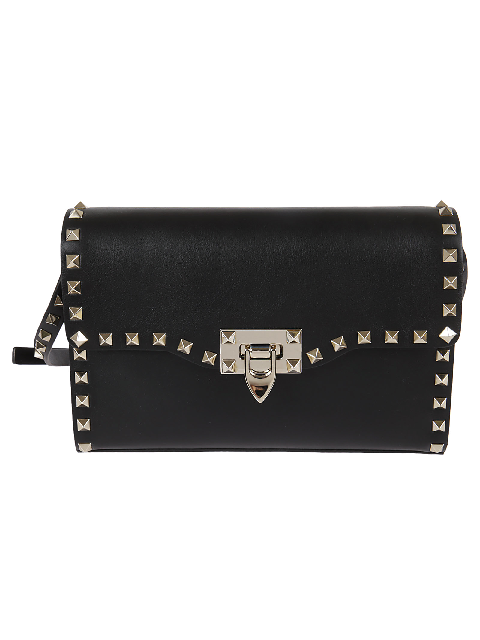 Valentino Garavani Valentino Garavani Medium Rockstud Shoulder Bag