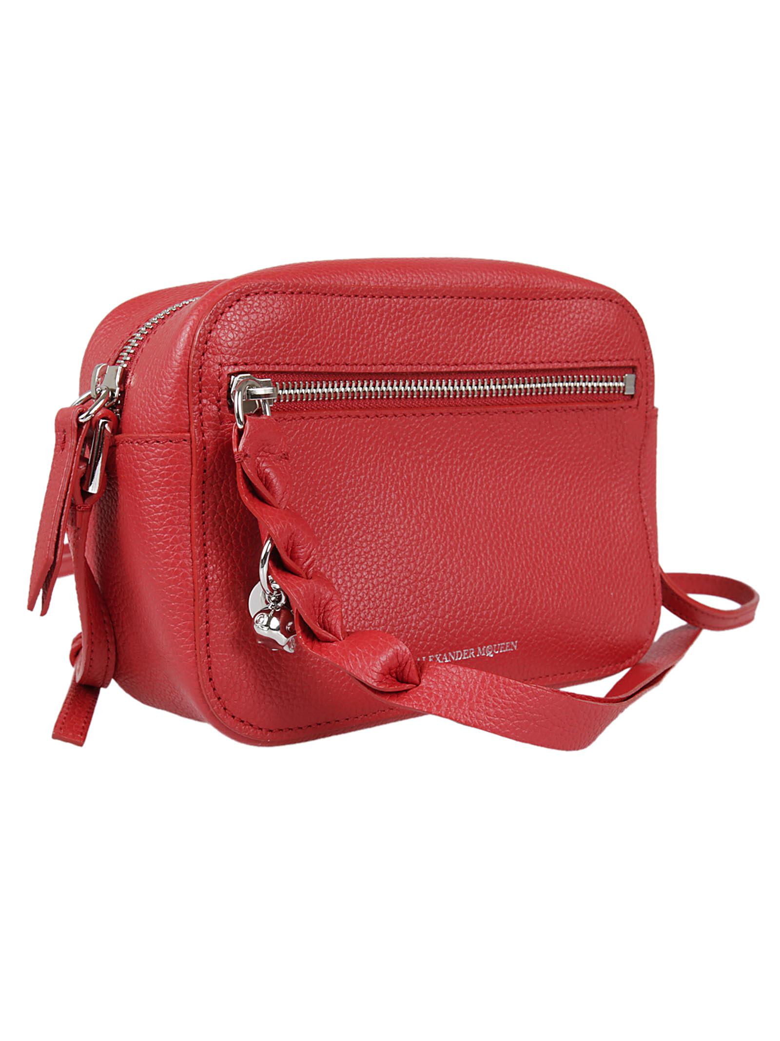 Alexander McQueen Alexander McQueen Tassel Detail Shoulder Bag