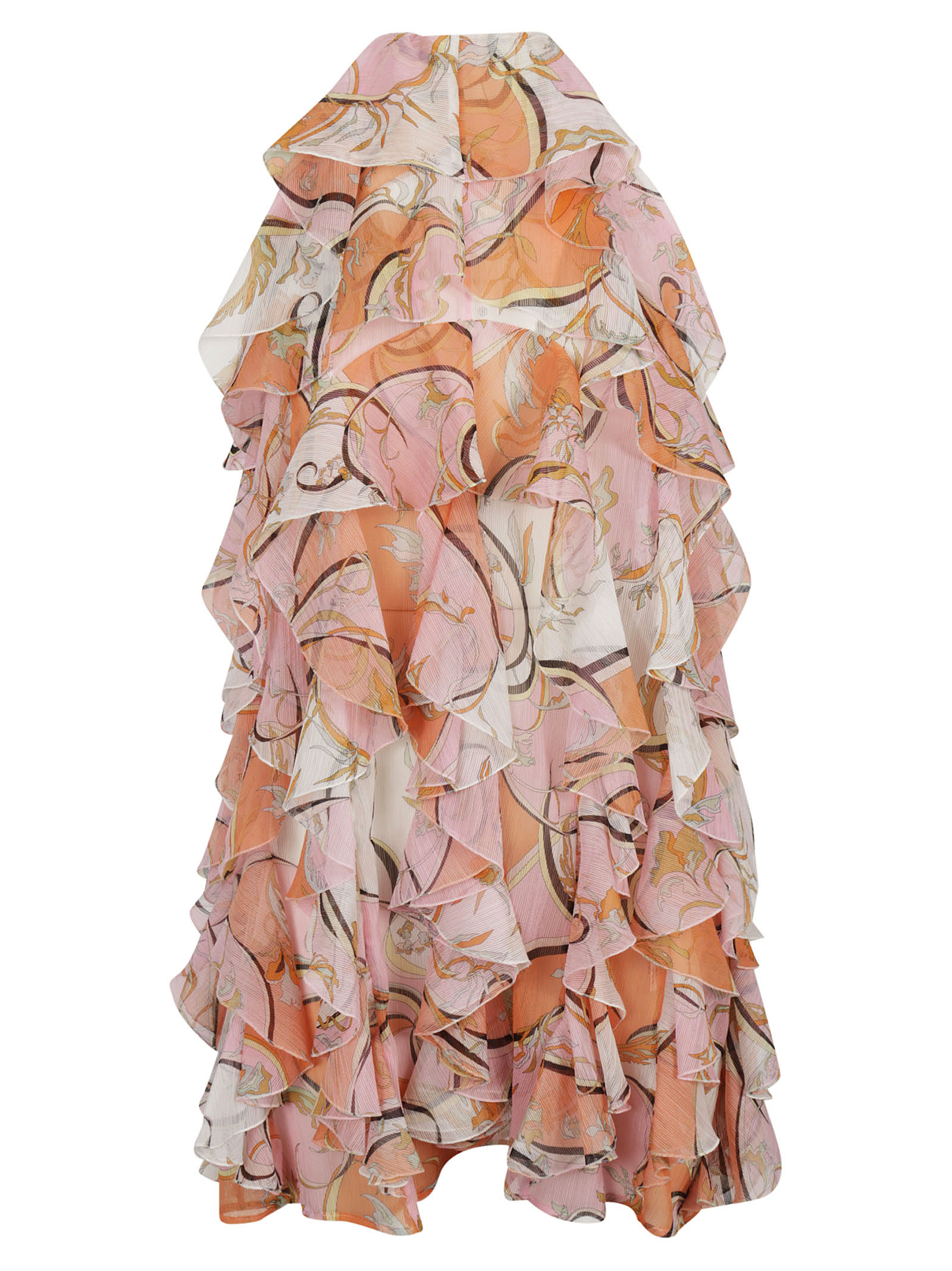 Emilio Pucci Ruffled dress