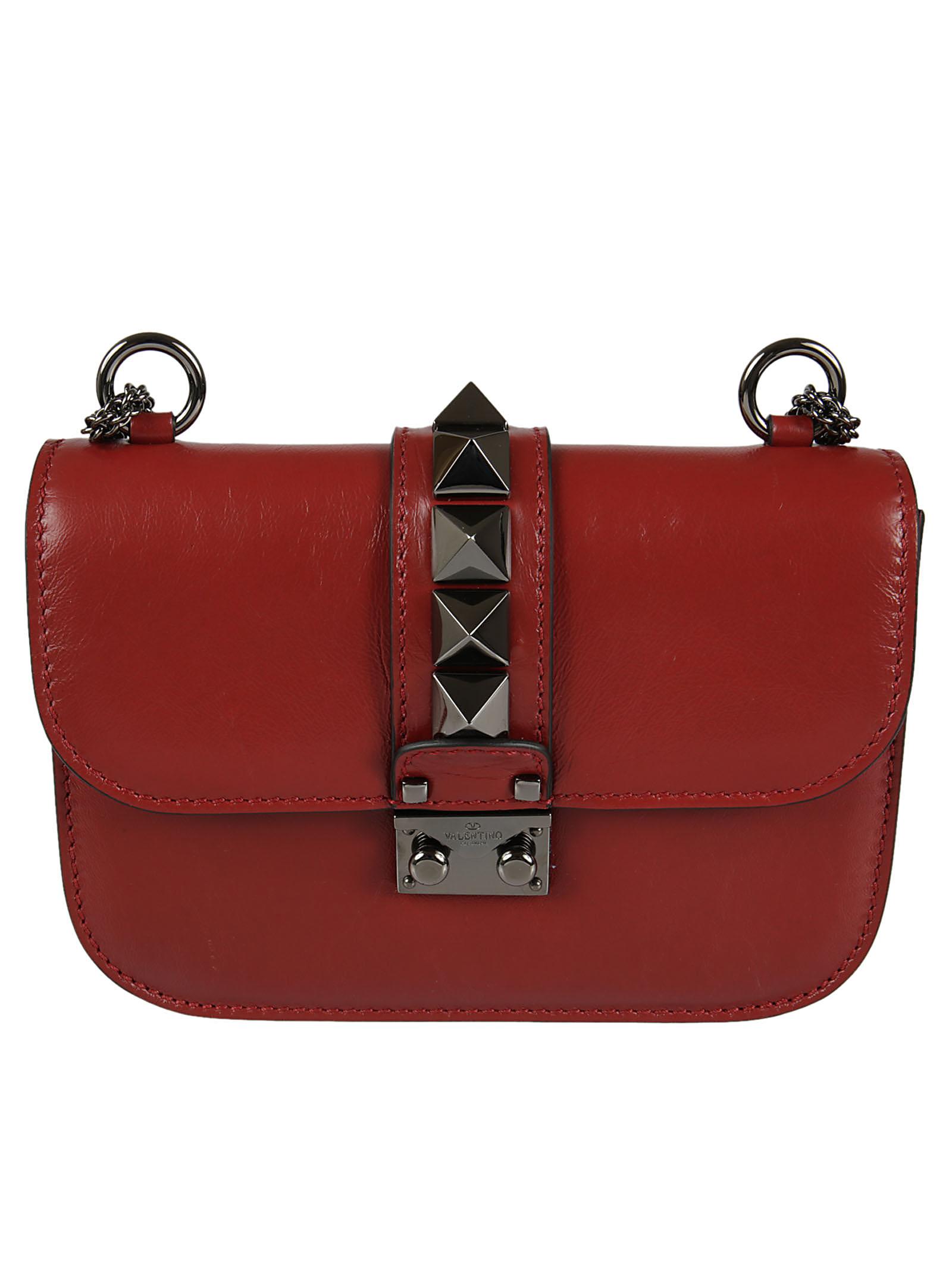 Valentino Garavani Valentino Garavani Glam Lock Shoulder Bag