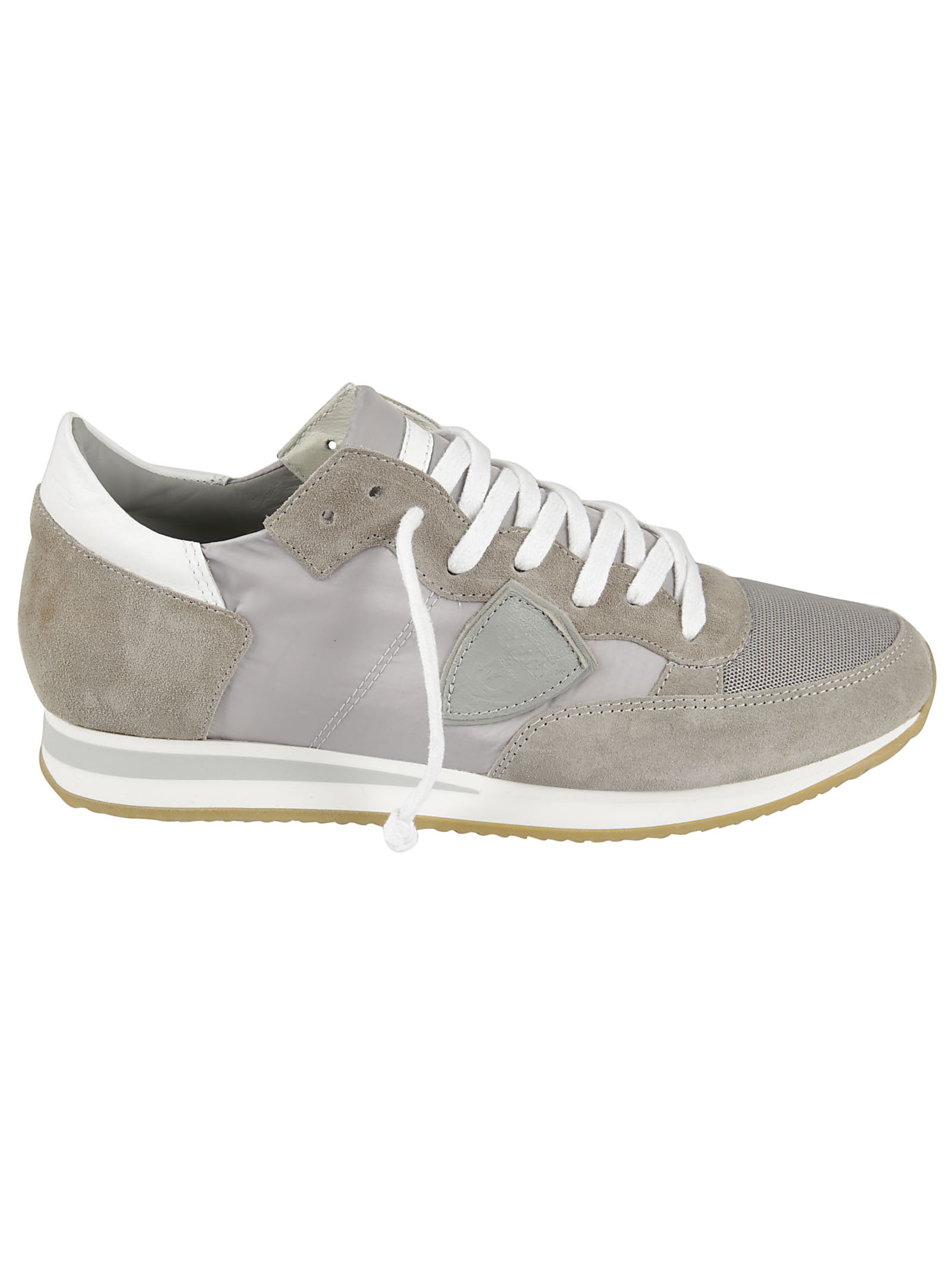 Philippe Model Philippe Model Lateral Patch Sneakers
