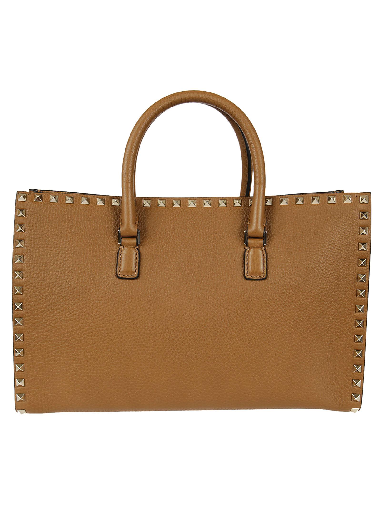 Valentino Garavani Valentino Garavani Rockstud Shopper Bag