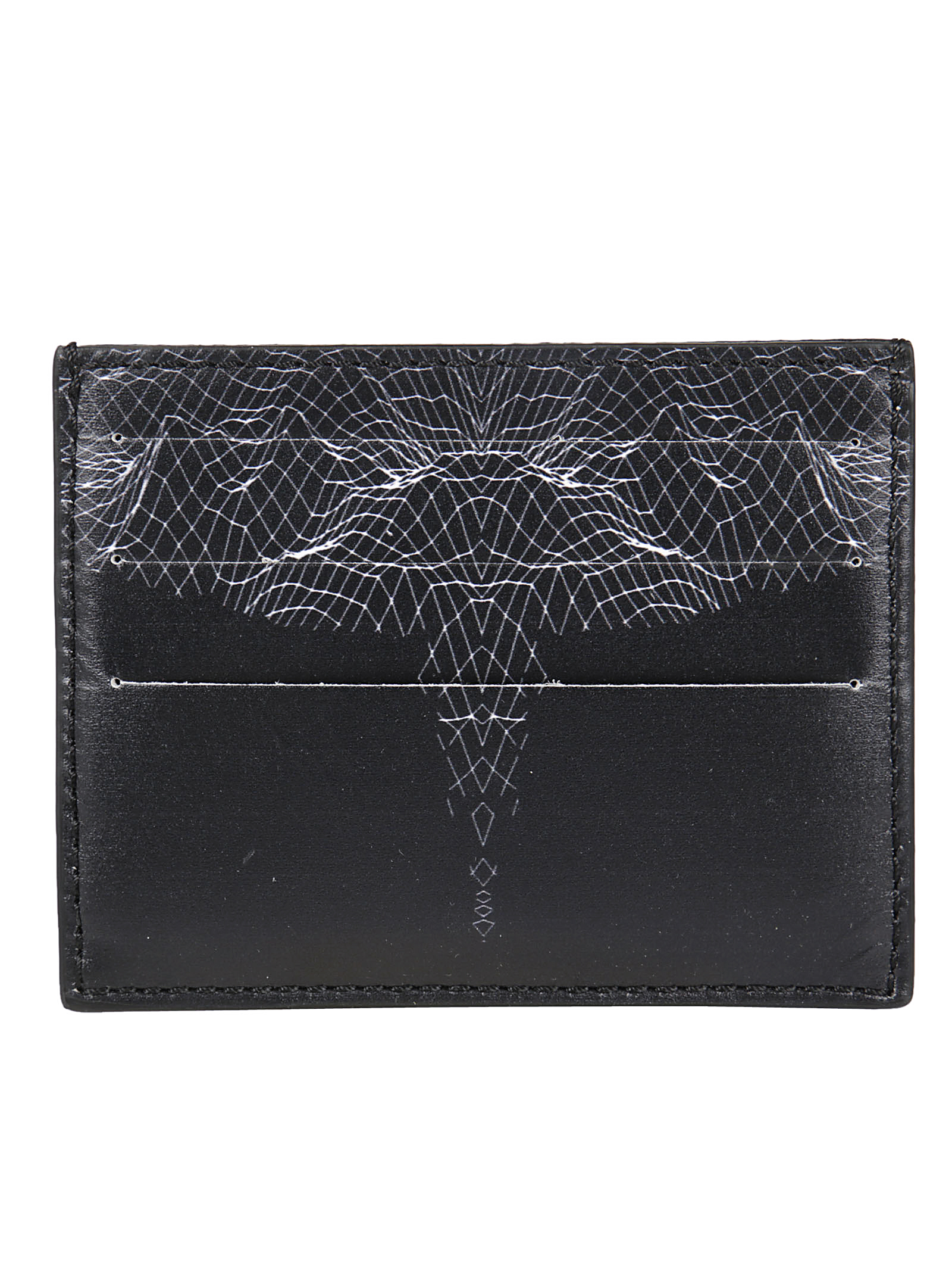 Marcelo Burlon Man Marcelo Burlon Logo Stamp Card Holder
