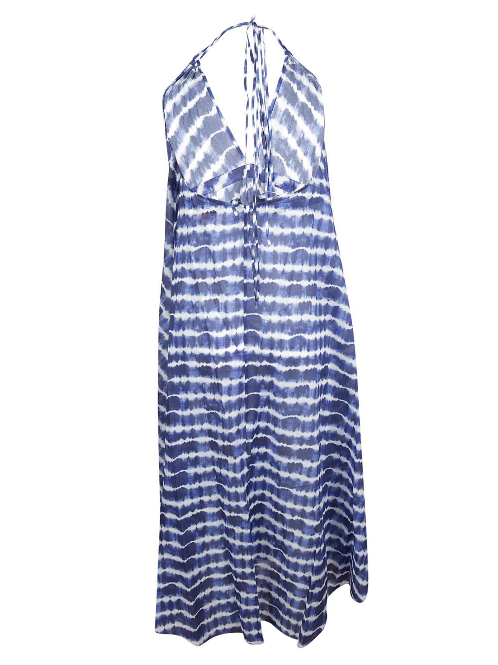 Tory Burch Tory Burch Tie Midi Dress