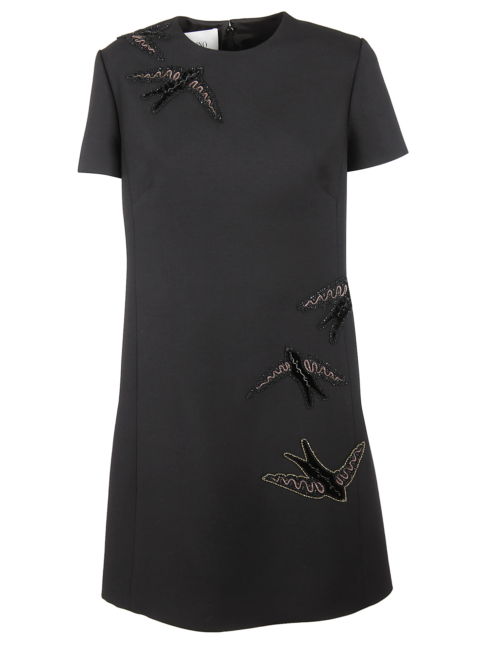 Valentino Valentino Embellished Dress