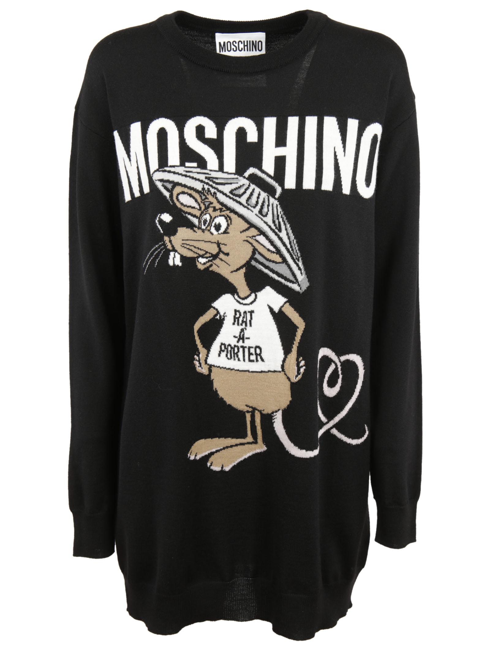 Moschino Abito in maglia
