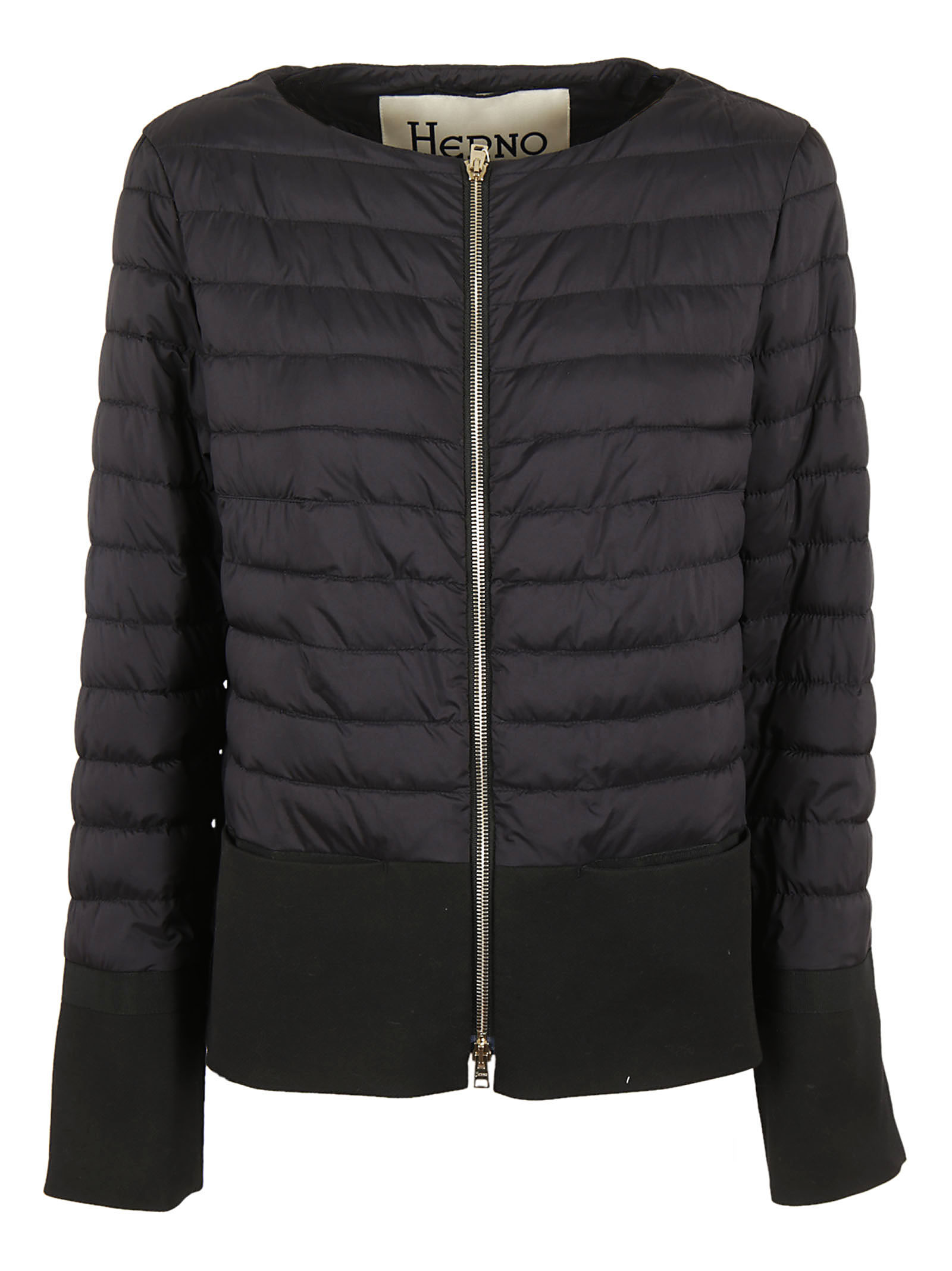 Herno Herno Zipped Down Jacket