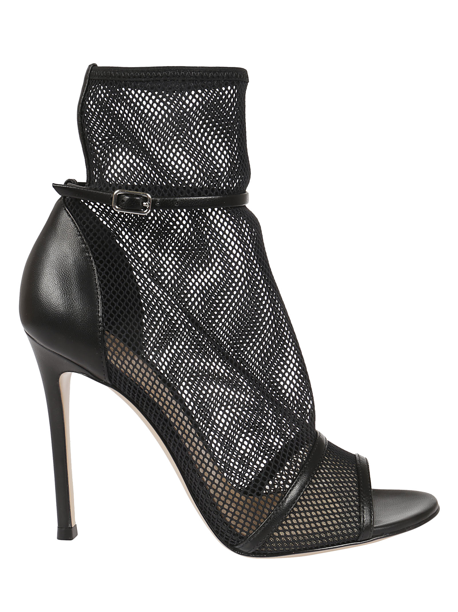 Gianvito Rossi GRID ANKLE BOOT