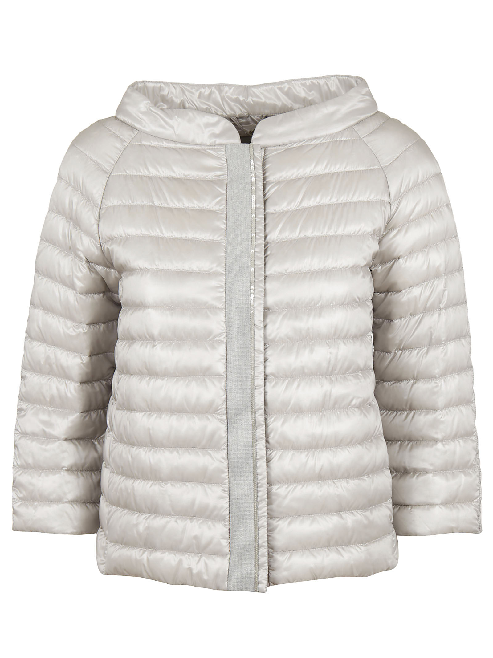 Herno Herno Zipped Puffer Jacket