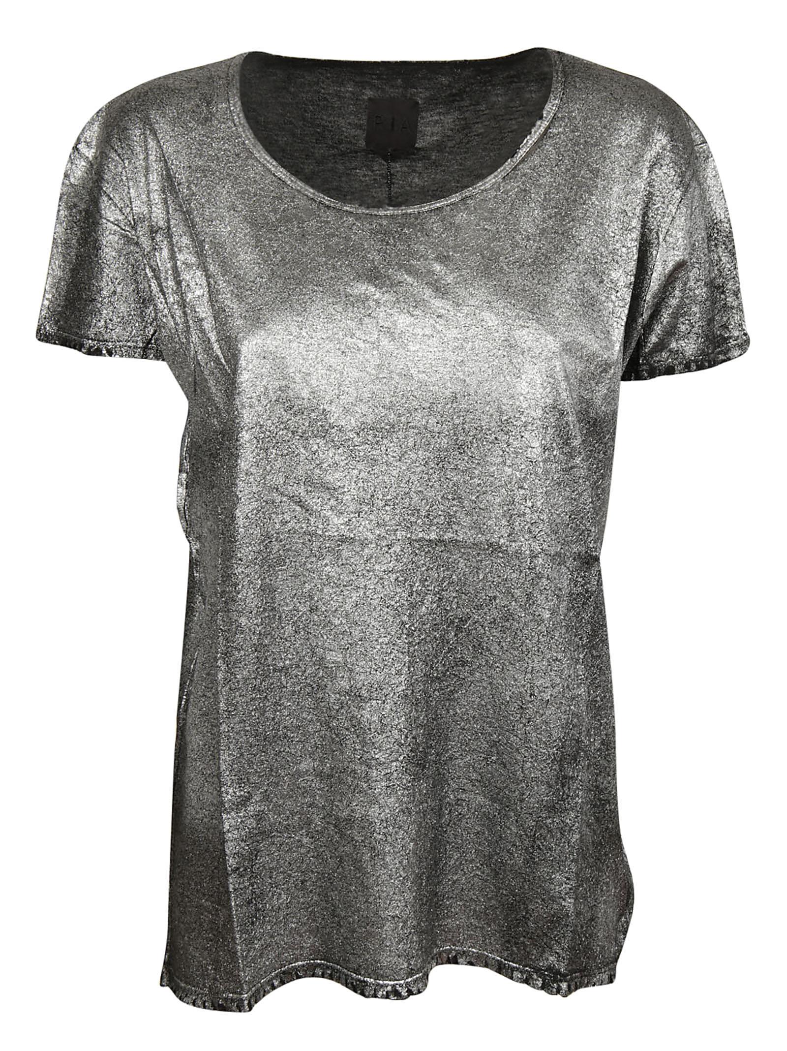 RTA RTA Nicola Metallic T-Shirt