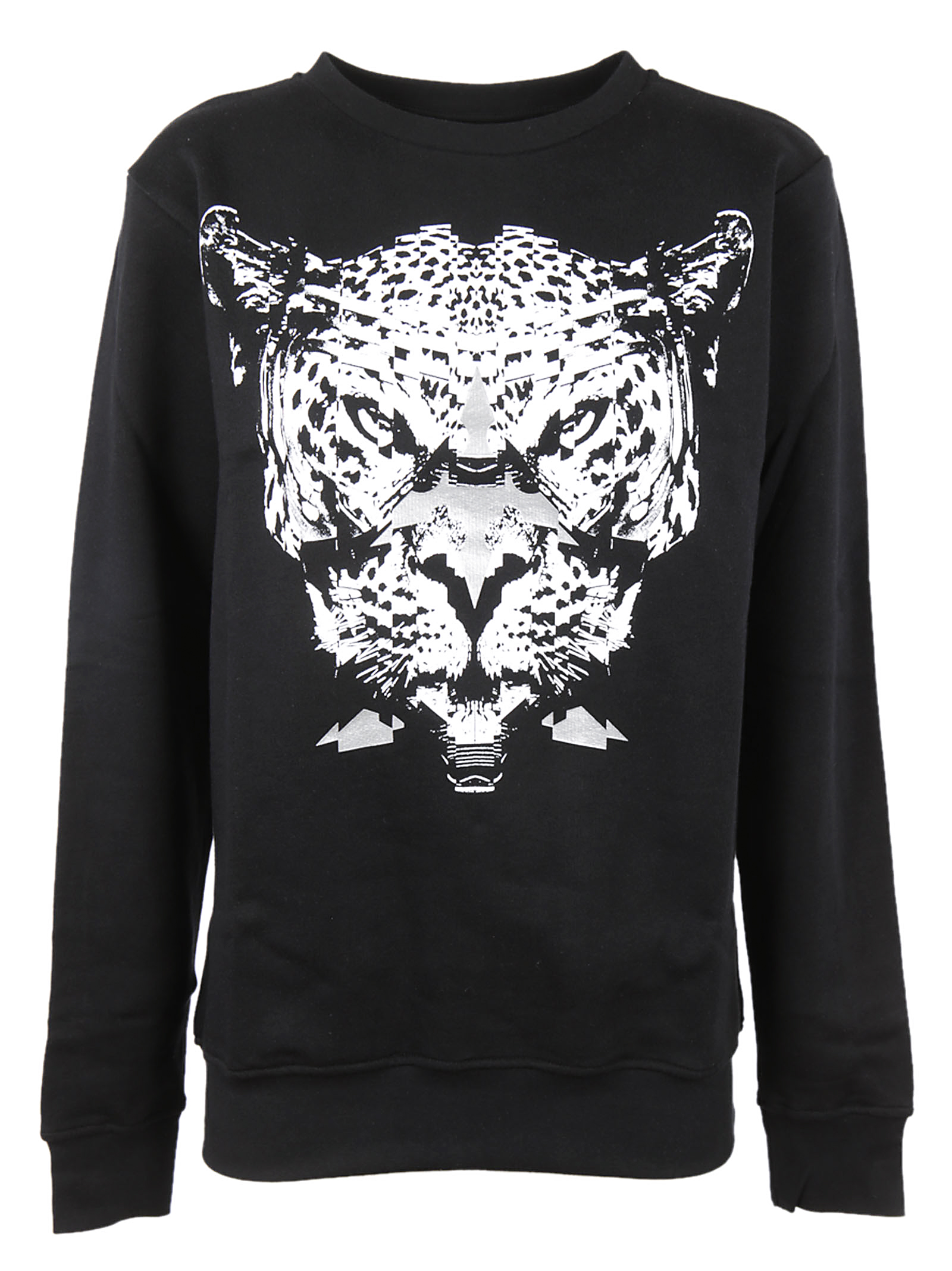 MARCELO BURLON WOMAN Marcelo Burlon Leopard Print Sweatshirt