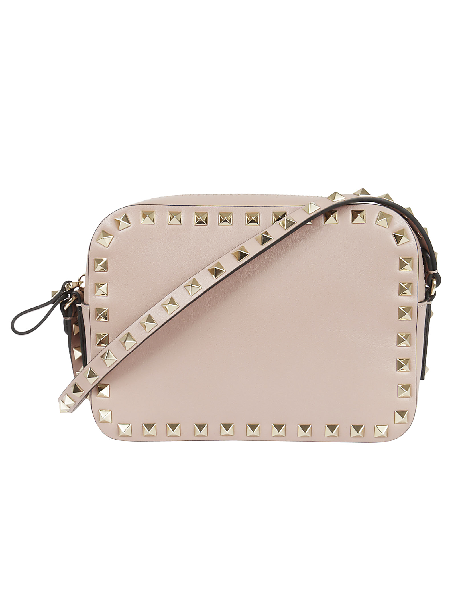 Valentino Garavani Rockstud cross-body bag in calfskin