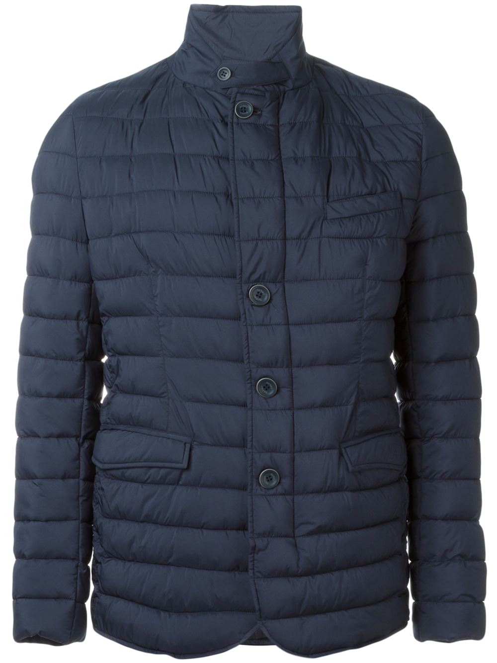Herno Herno Buttoned Down Jacket