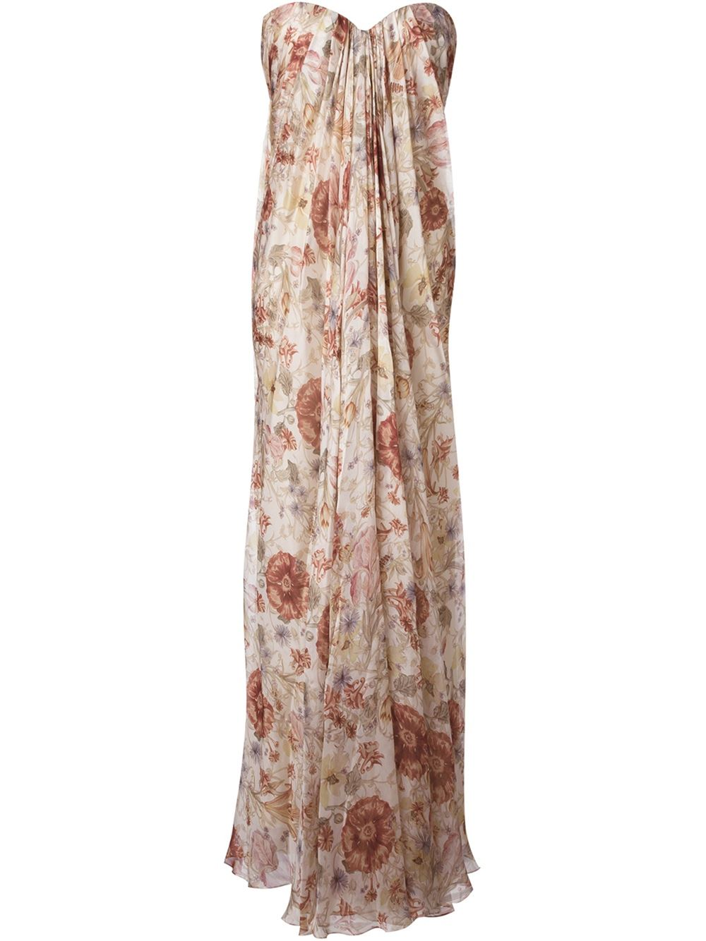 Alexander McQueen LONG DRESS