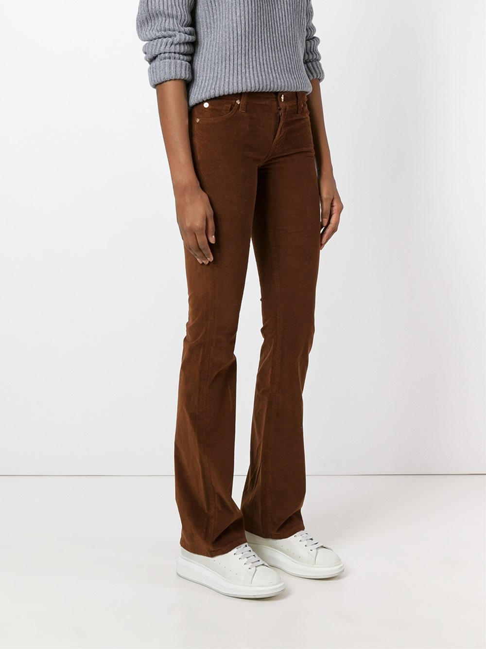 7 For All Mankind BOOTCUT VELLUTO