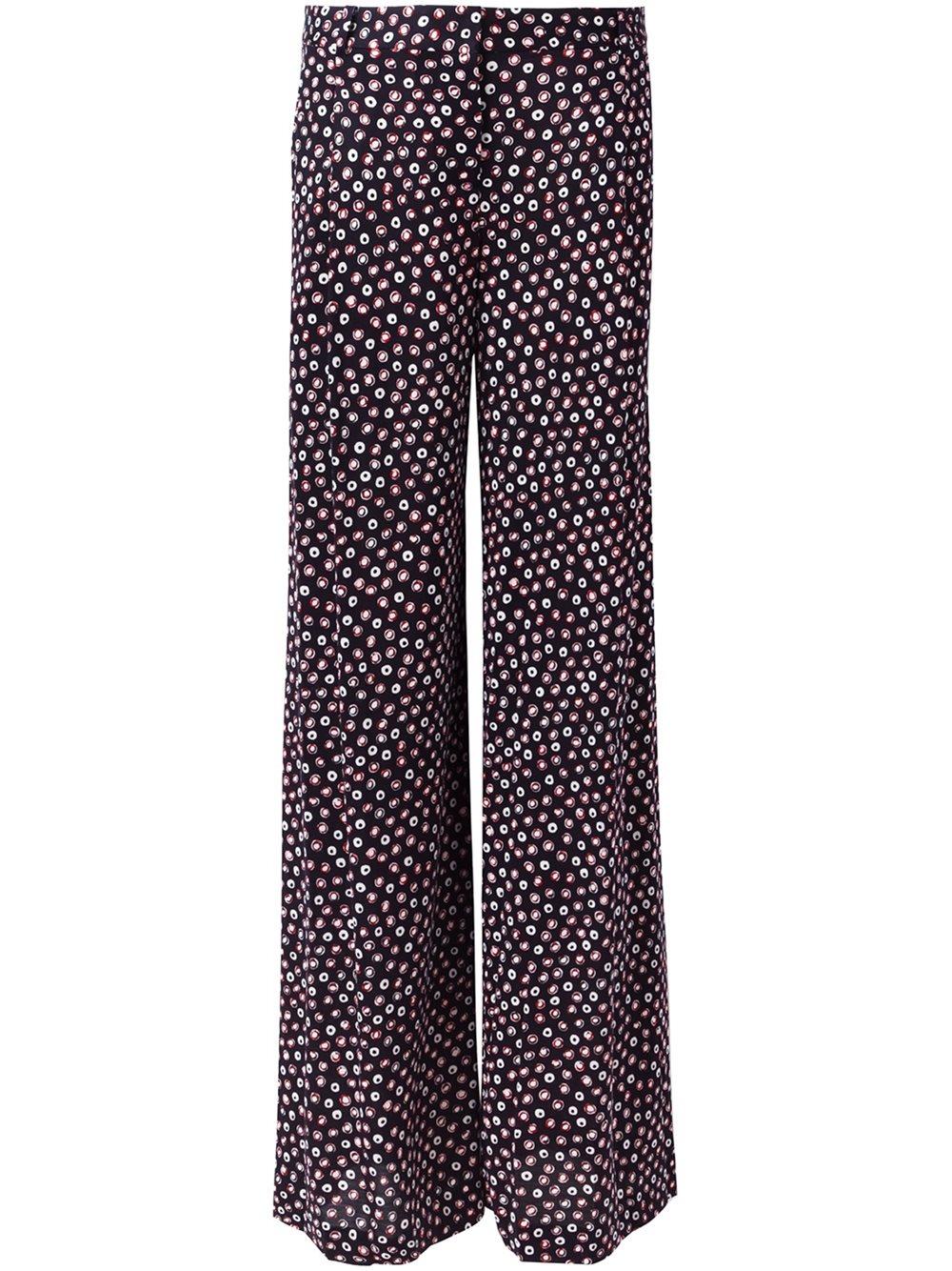 Diane Von Furstenberg KNIT PANTS