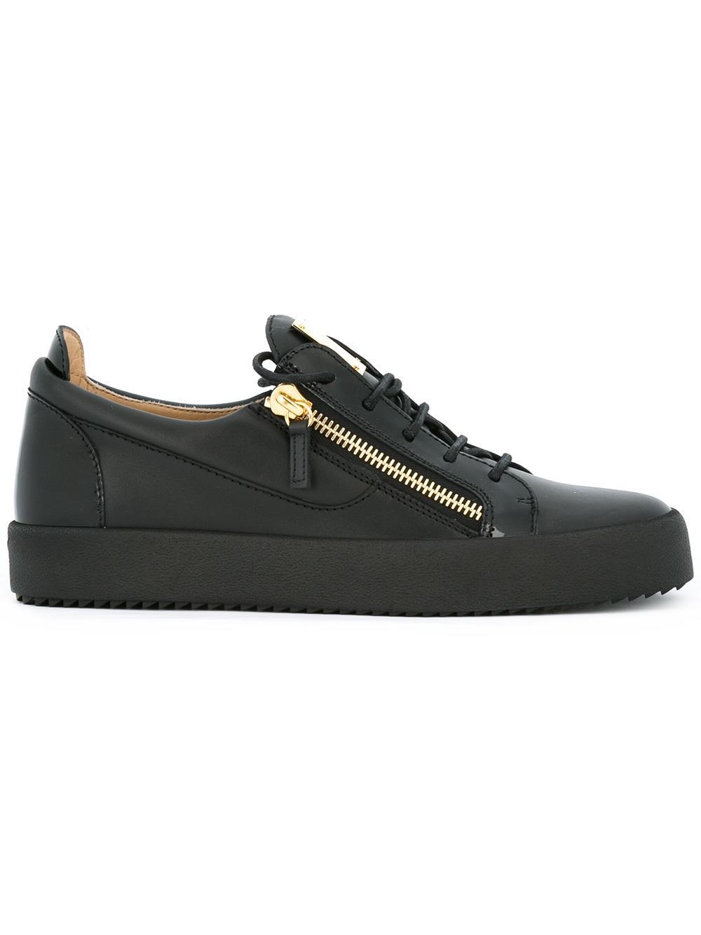 Giuseppe Zanotti Giuseppe Zanotti Frankie Low-Top Sneakers