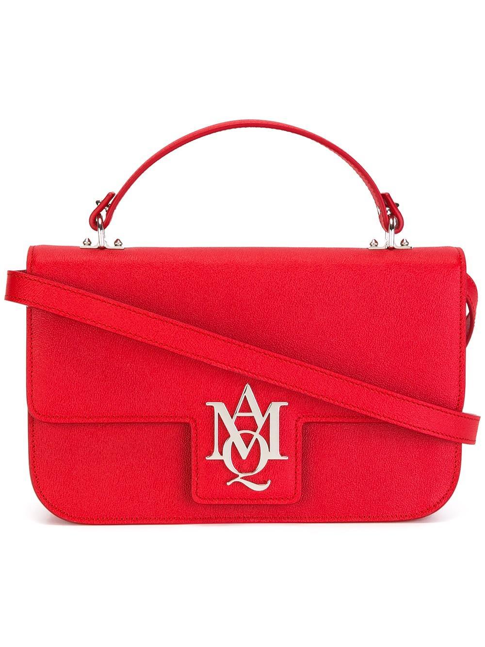 Alexander McQueen INSIGNIA BAG
