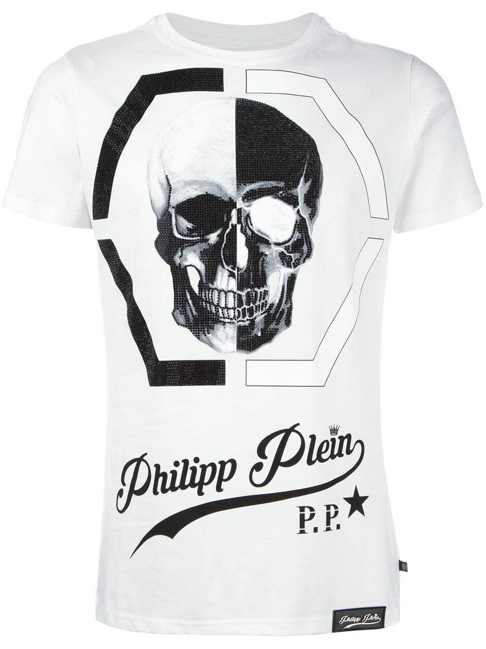 Philipp Plein T-SHIRT TESCHIO