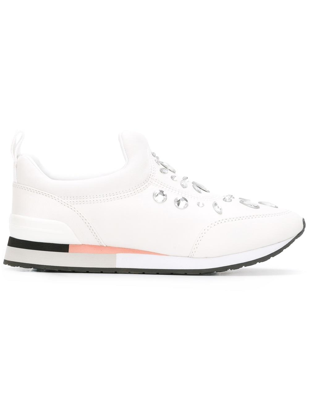 Tory Burch Tory Burch Laney Embellished Sneakers