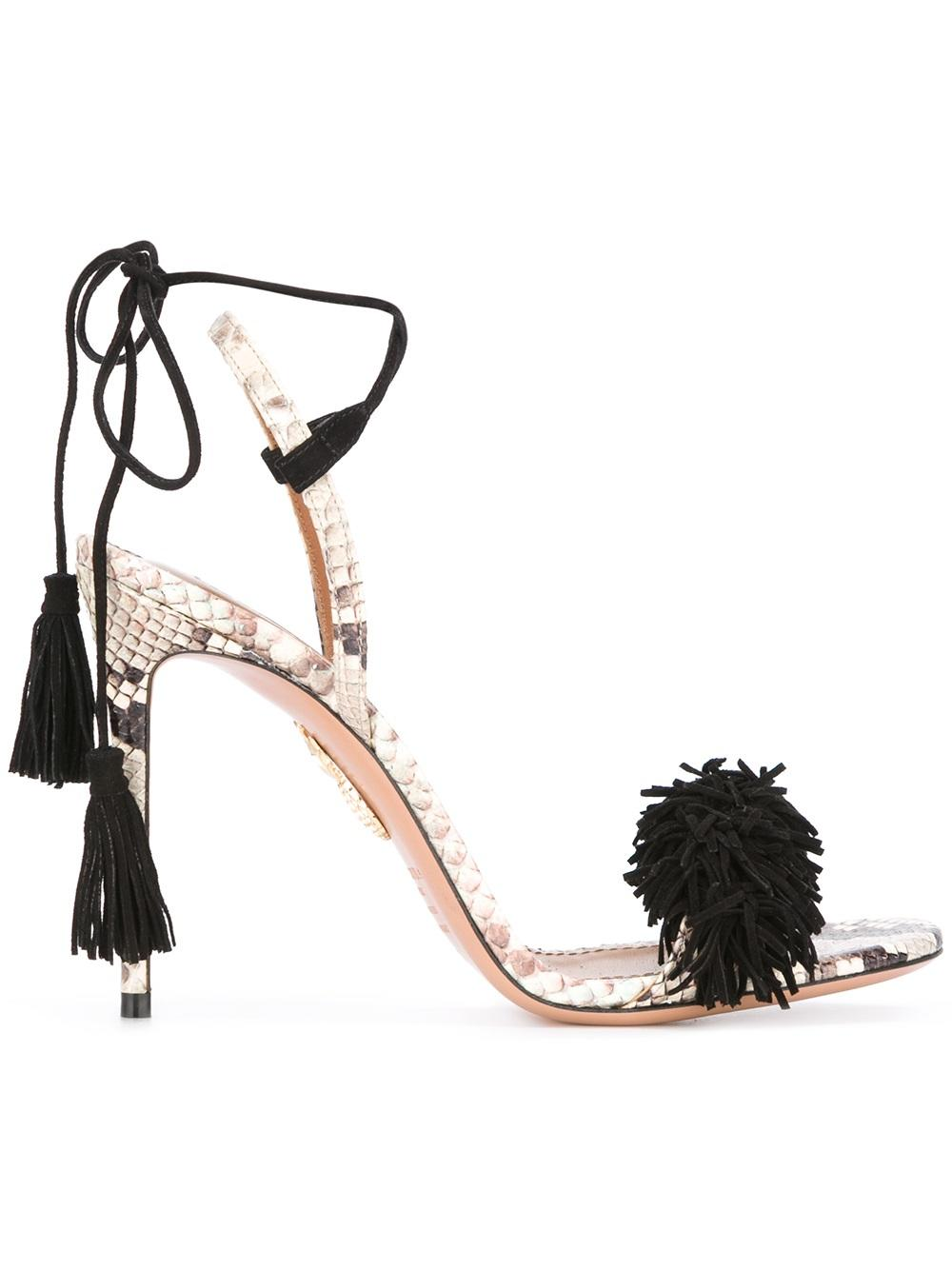 aquazzura WILD THING 105