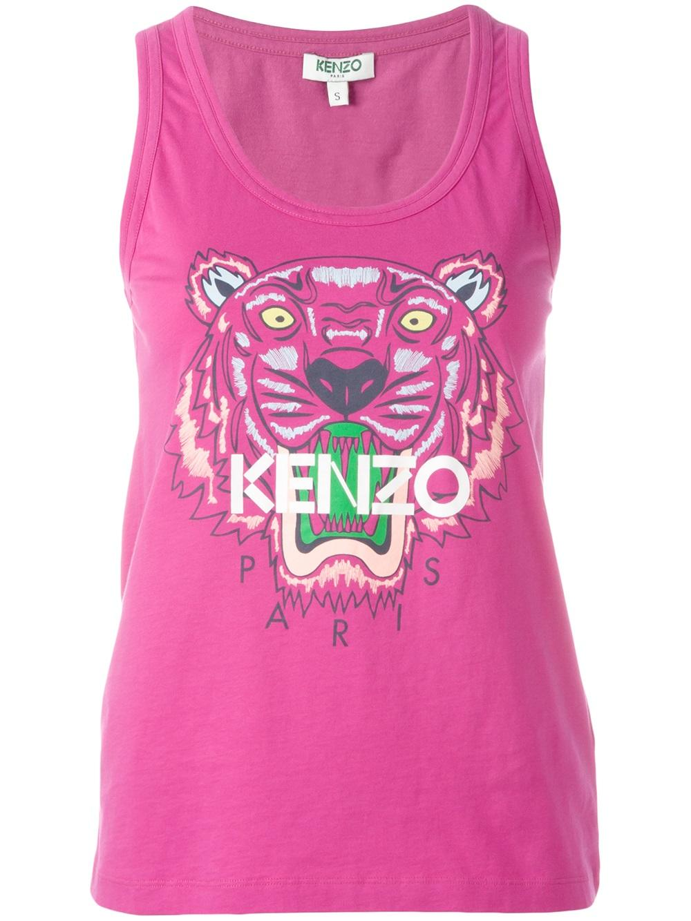 Kenzo CANOTTA TIGRE