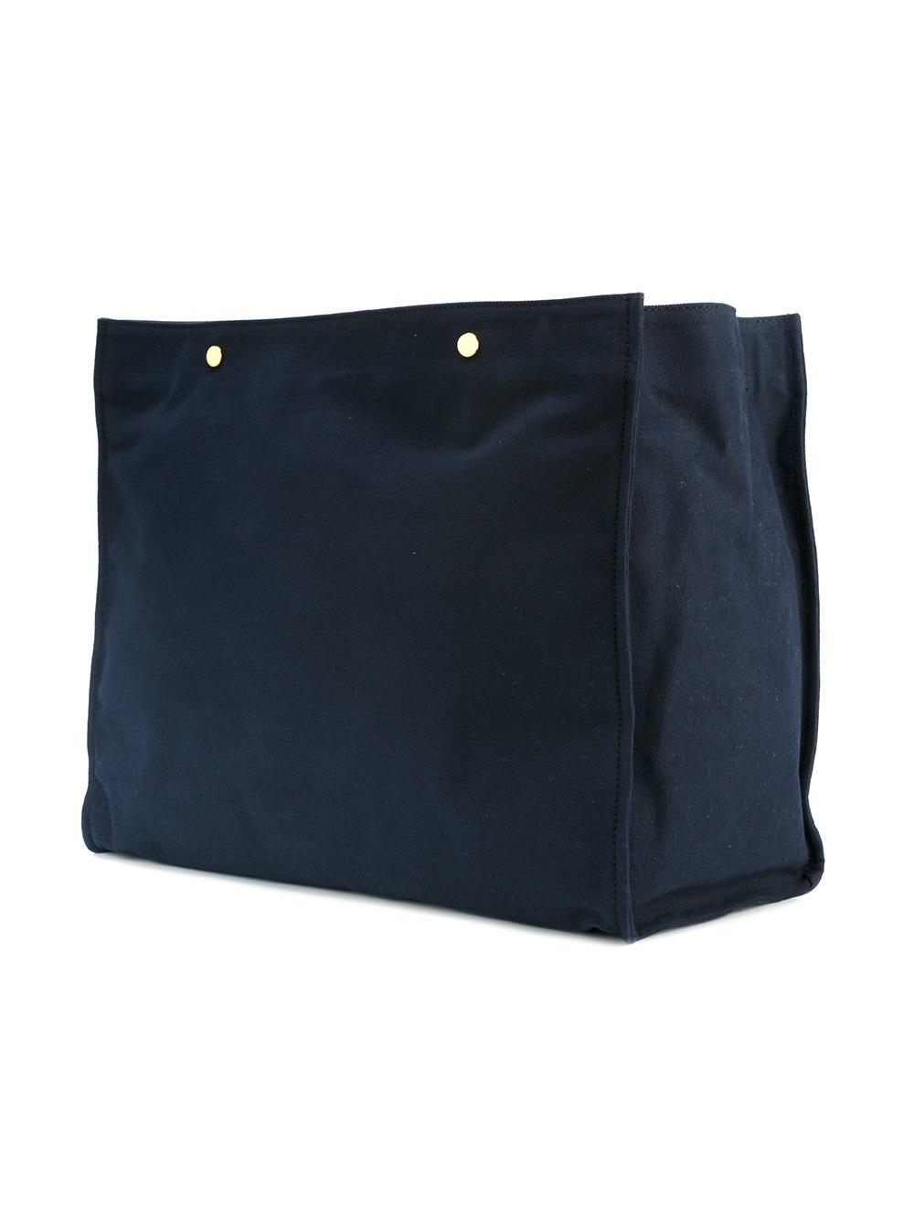 Marni Marni Logo Patch Shoulder Bag