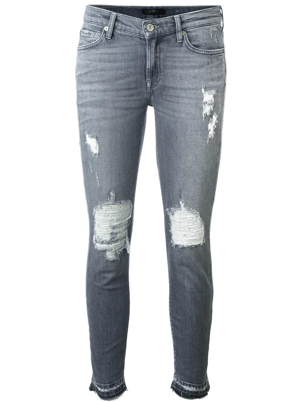7 For All Mankind SKINNY ROTTO