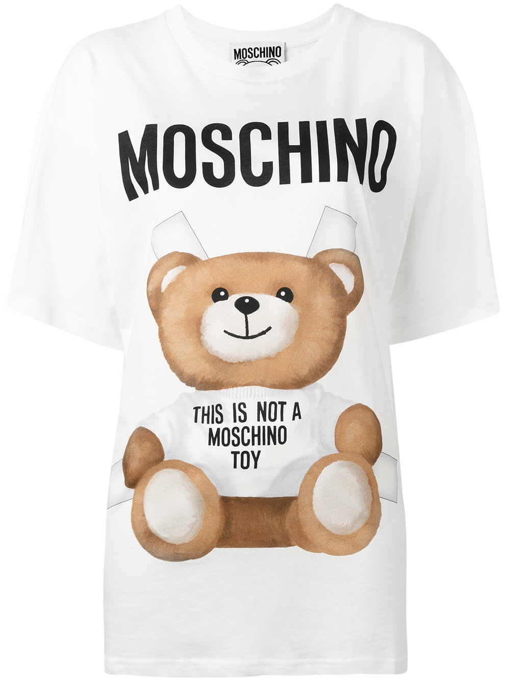 Moschino TSHIRT OVER ORSO