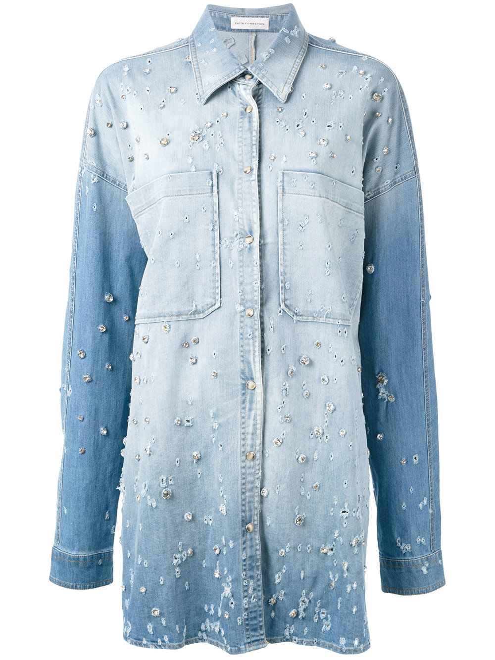 Faith Connexion DENIM SHIRT