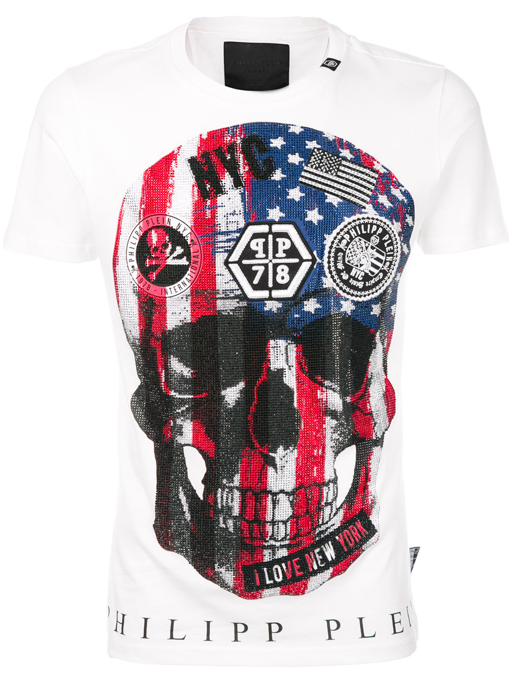 Philipp Plein T-SHIRT ROUND NECK