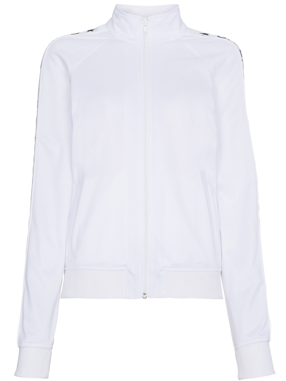 Givenchy Zip Front Logo Track Jacket