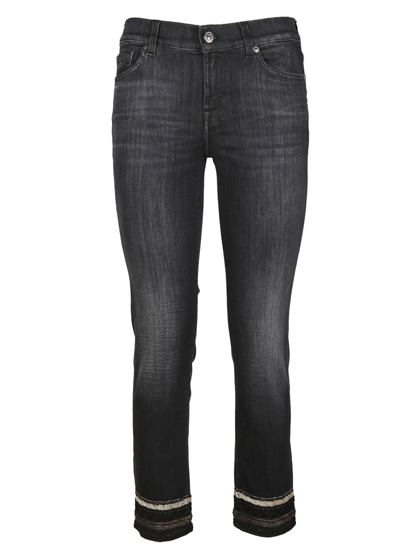 7 For All Mankind MID RISE ROXANNE