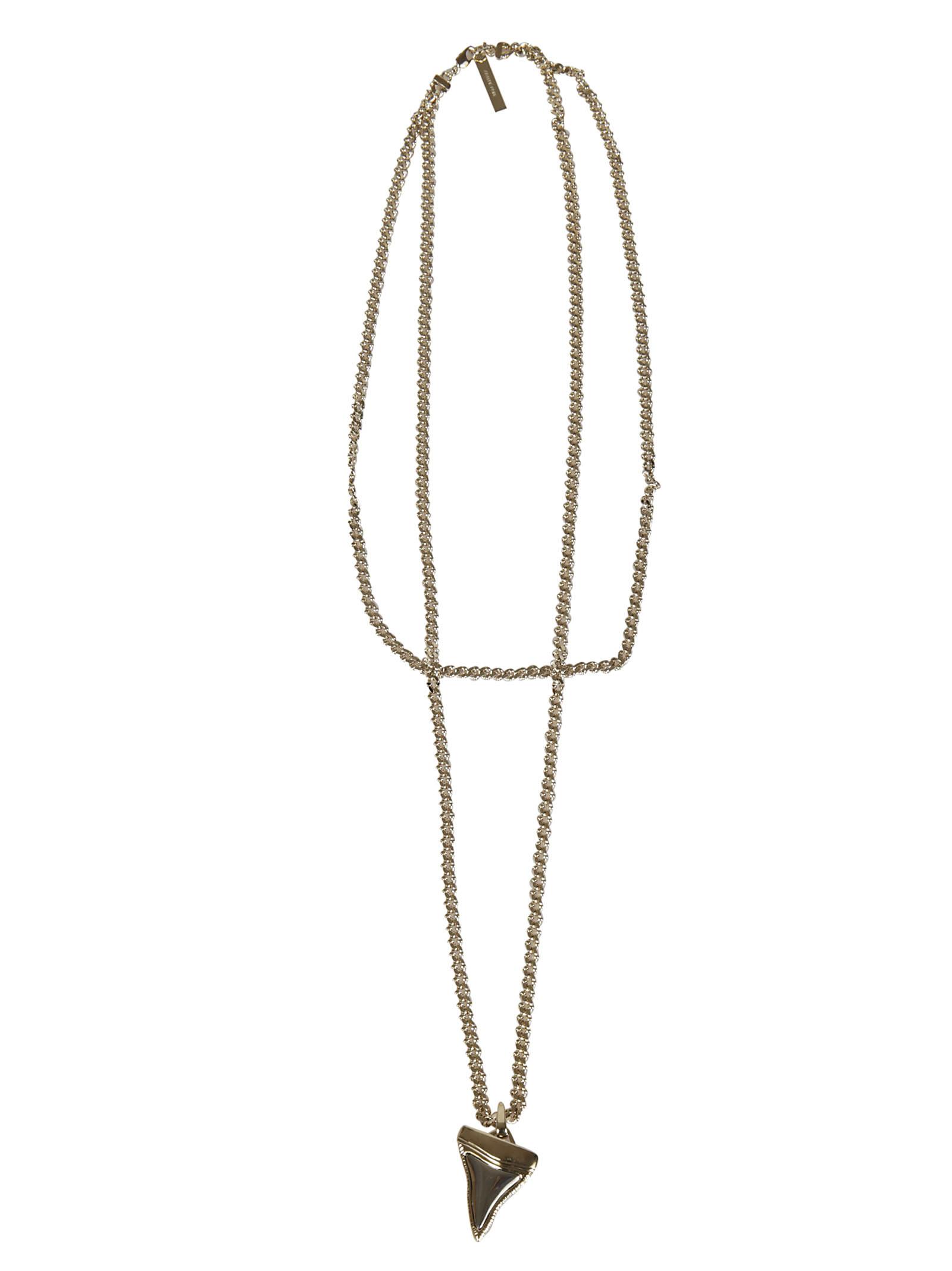 Givenchy COLLANA DENTE