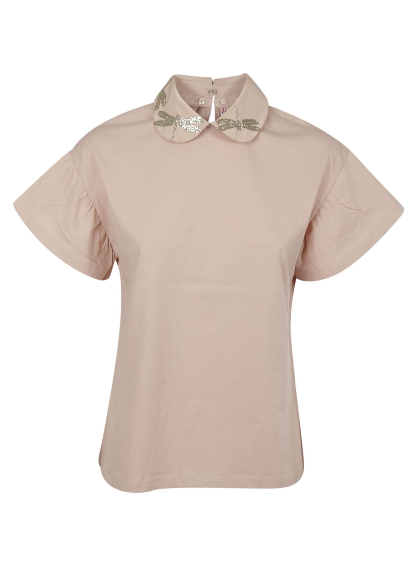 Valentino RED short sleeve shirt