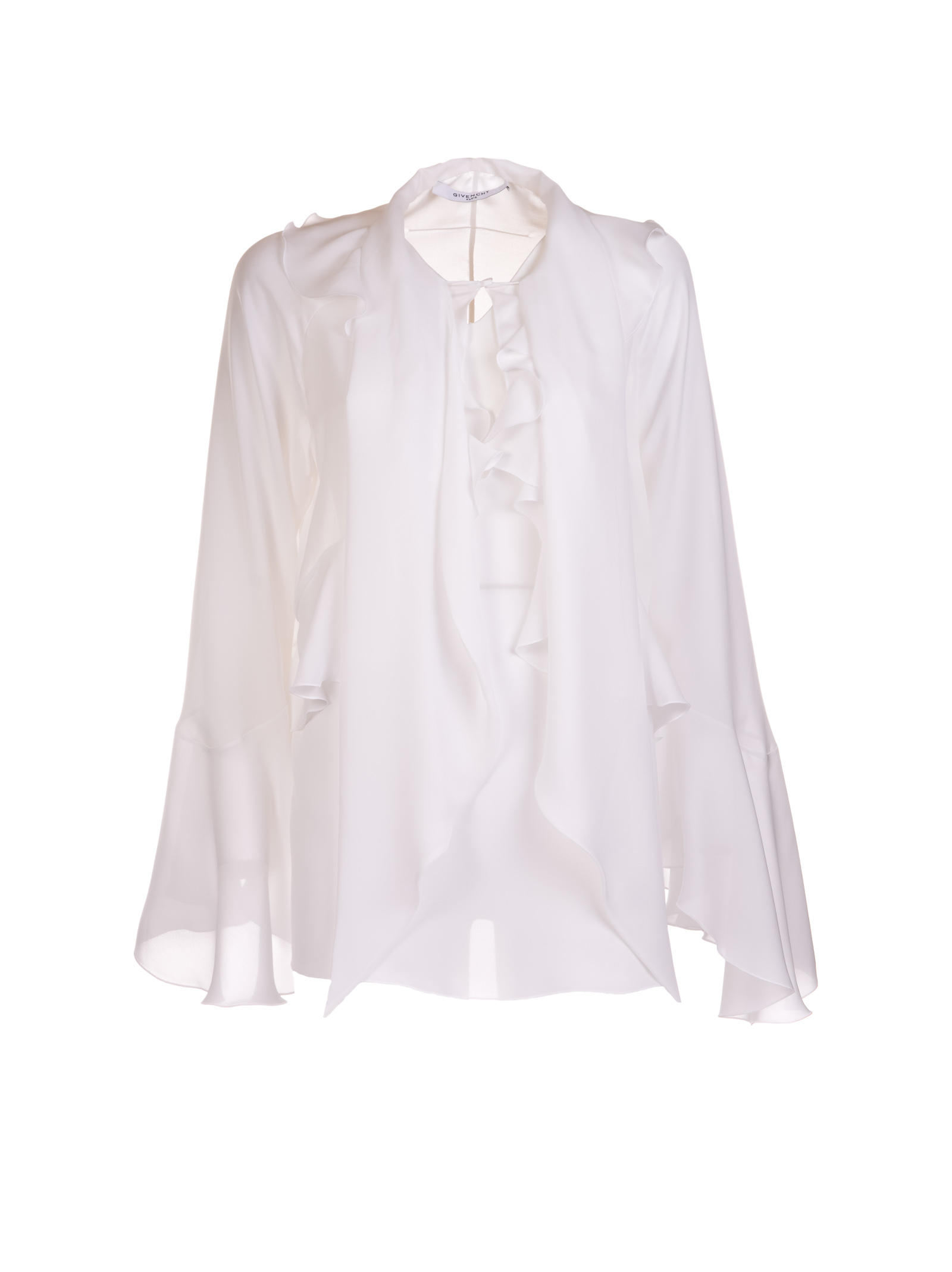 Givenchy Givenchy Ruffled Blouse