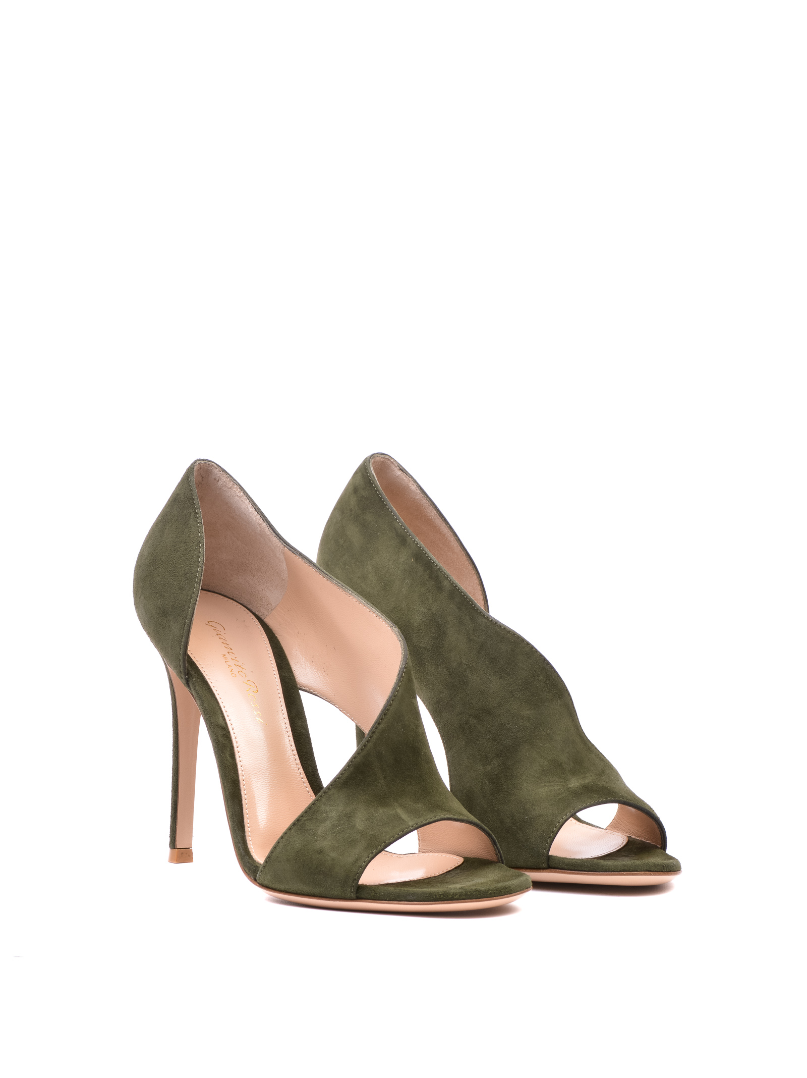 Gianvito Rossi Gianvito Demi Sandals