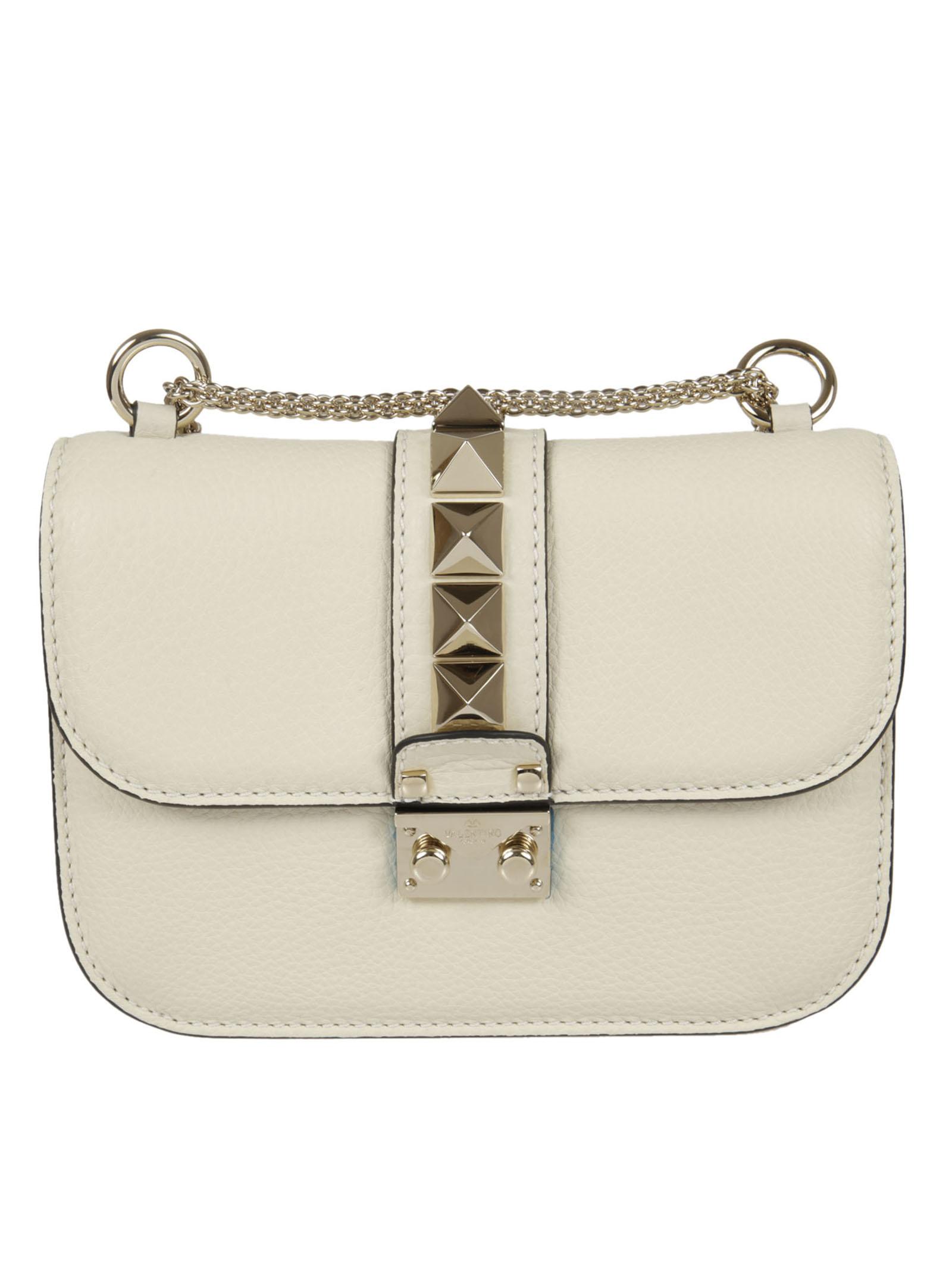 Valentino Garavani Valentino Glam Lock Shoulder Bag