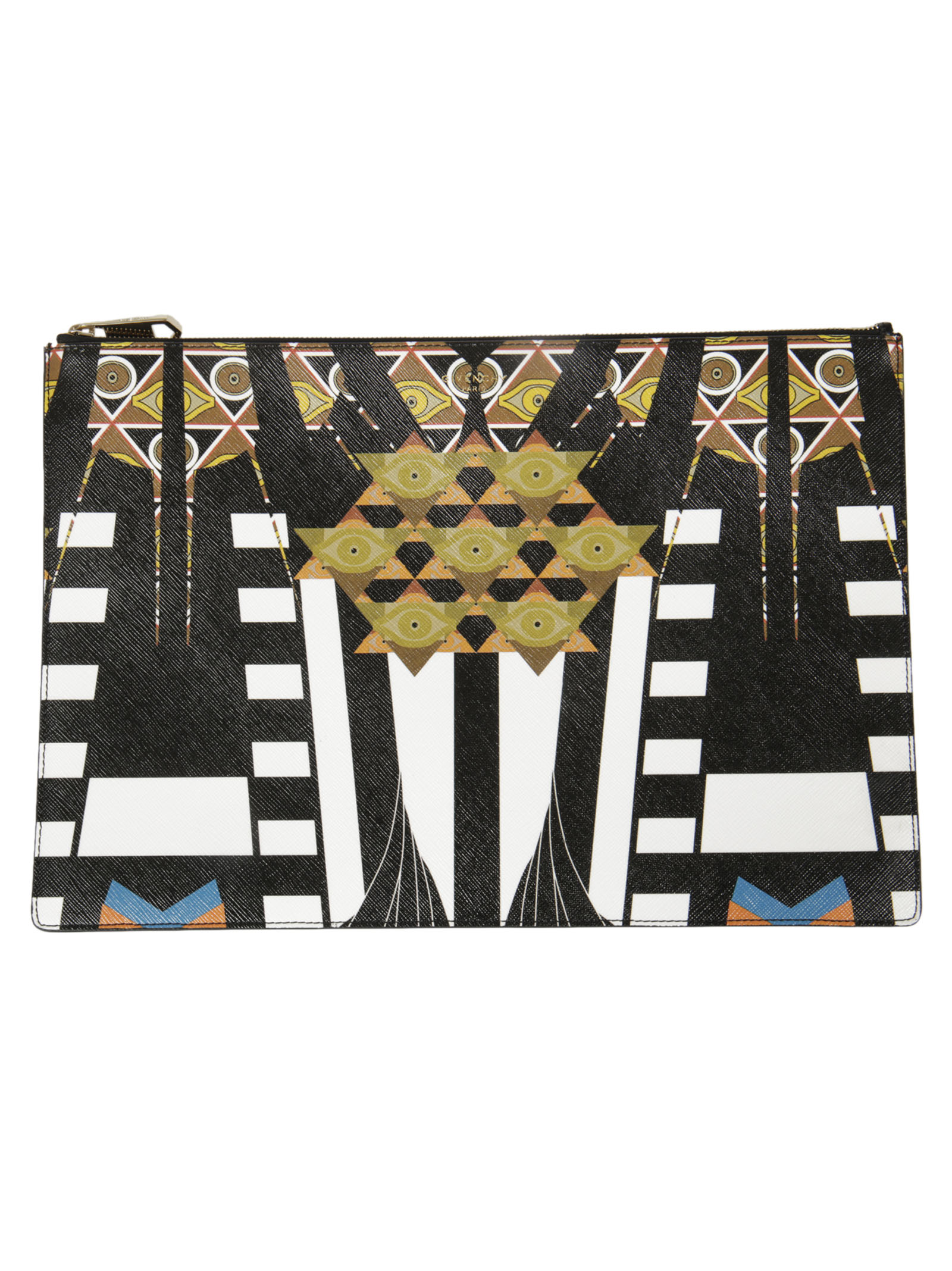 Givenchy Givenchy Printed Clutch