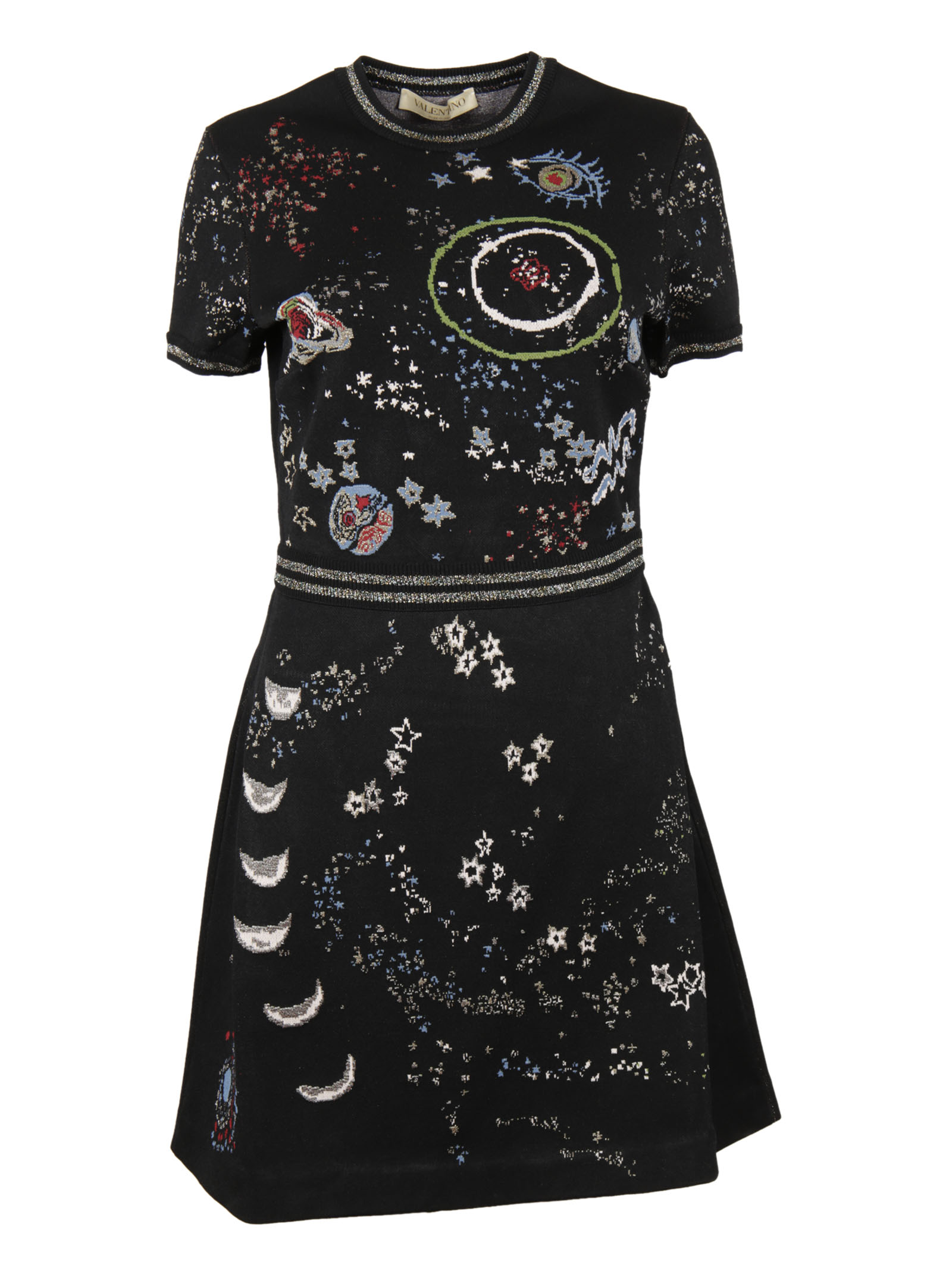 Valentino Valentino Astro Couture Dress