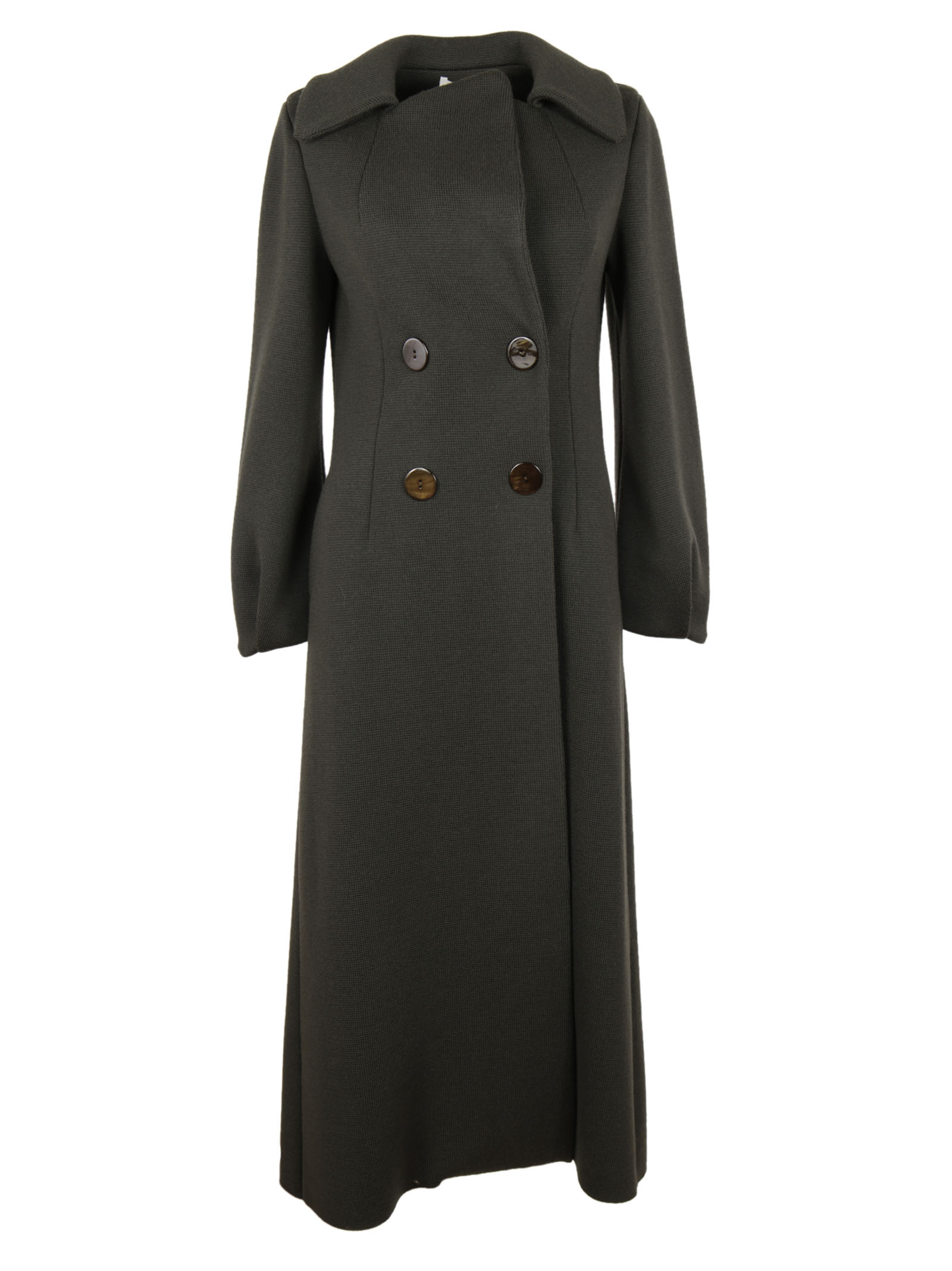 Charlott Charlott Wool Long Coat