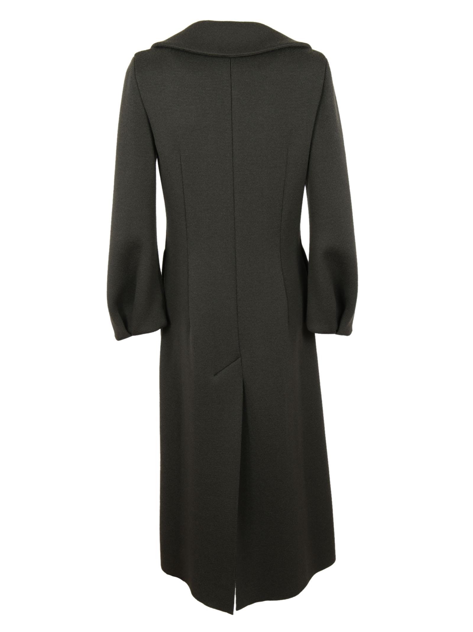 Charlott Charlott Wool Long Coat